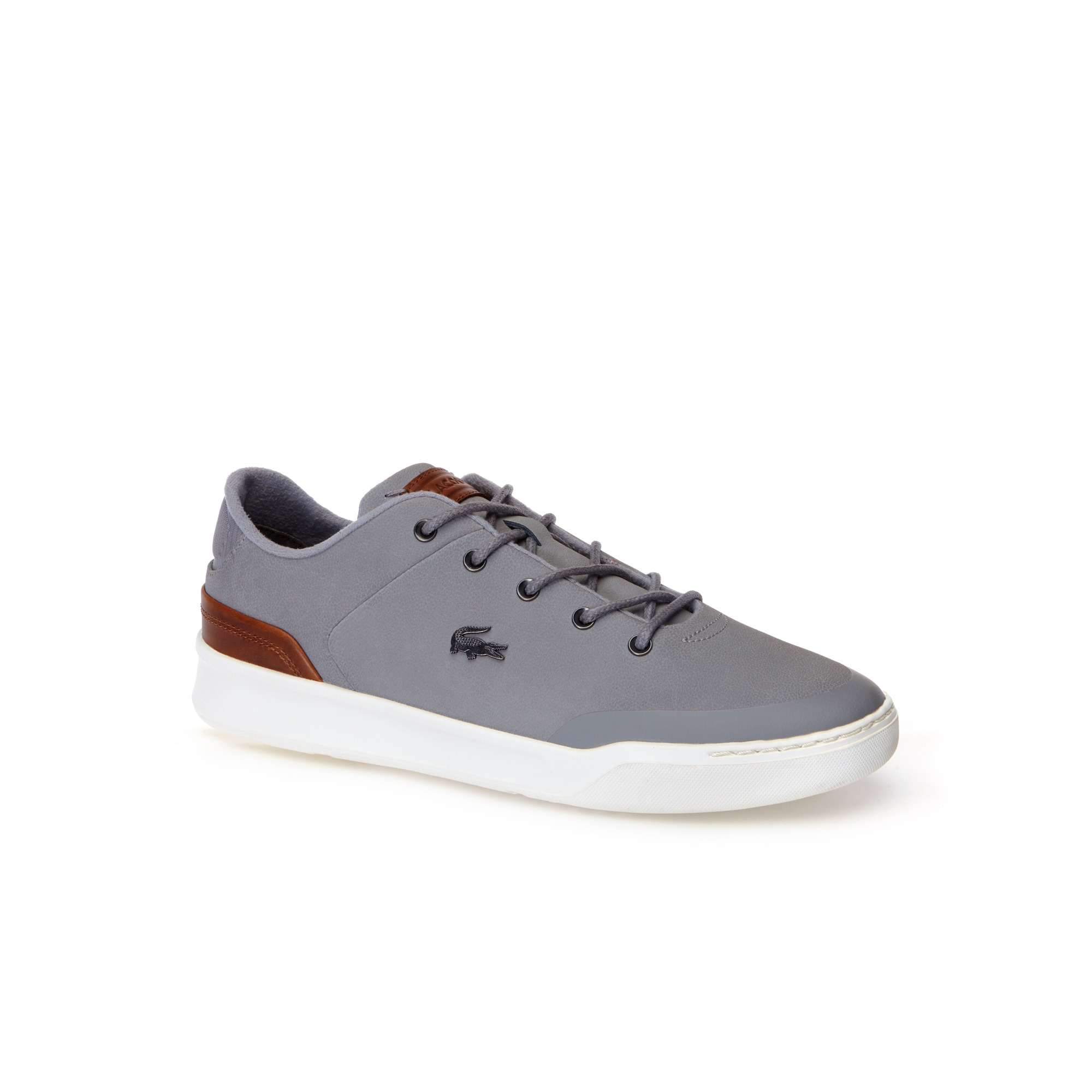 Men's Explorateur Classic L Nubuck Leather Trainers