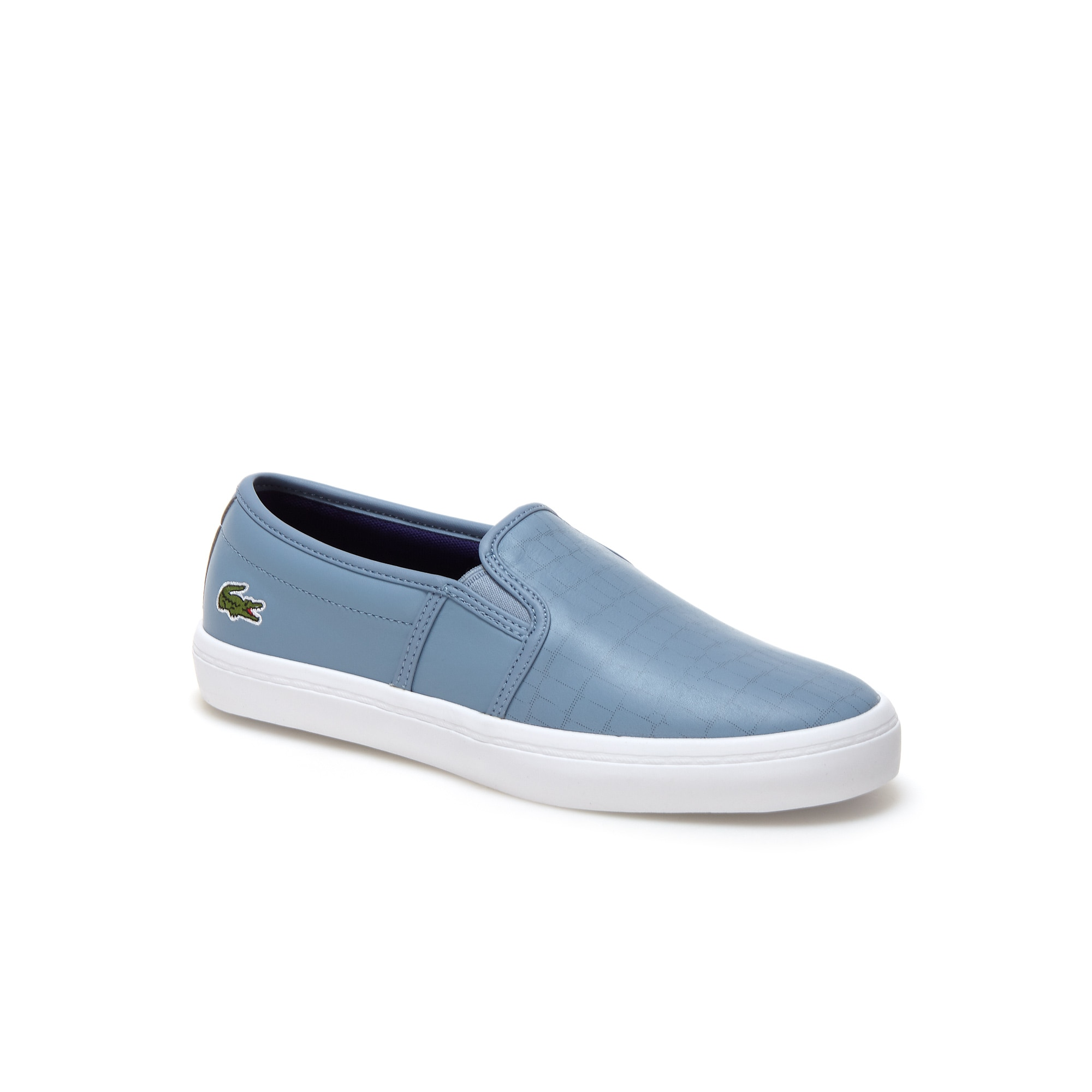 Women's Gazon Leather Slip-ons