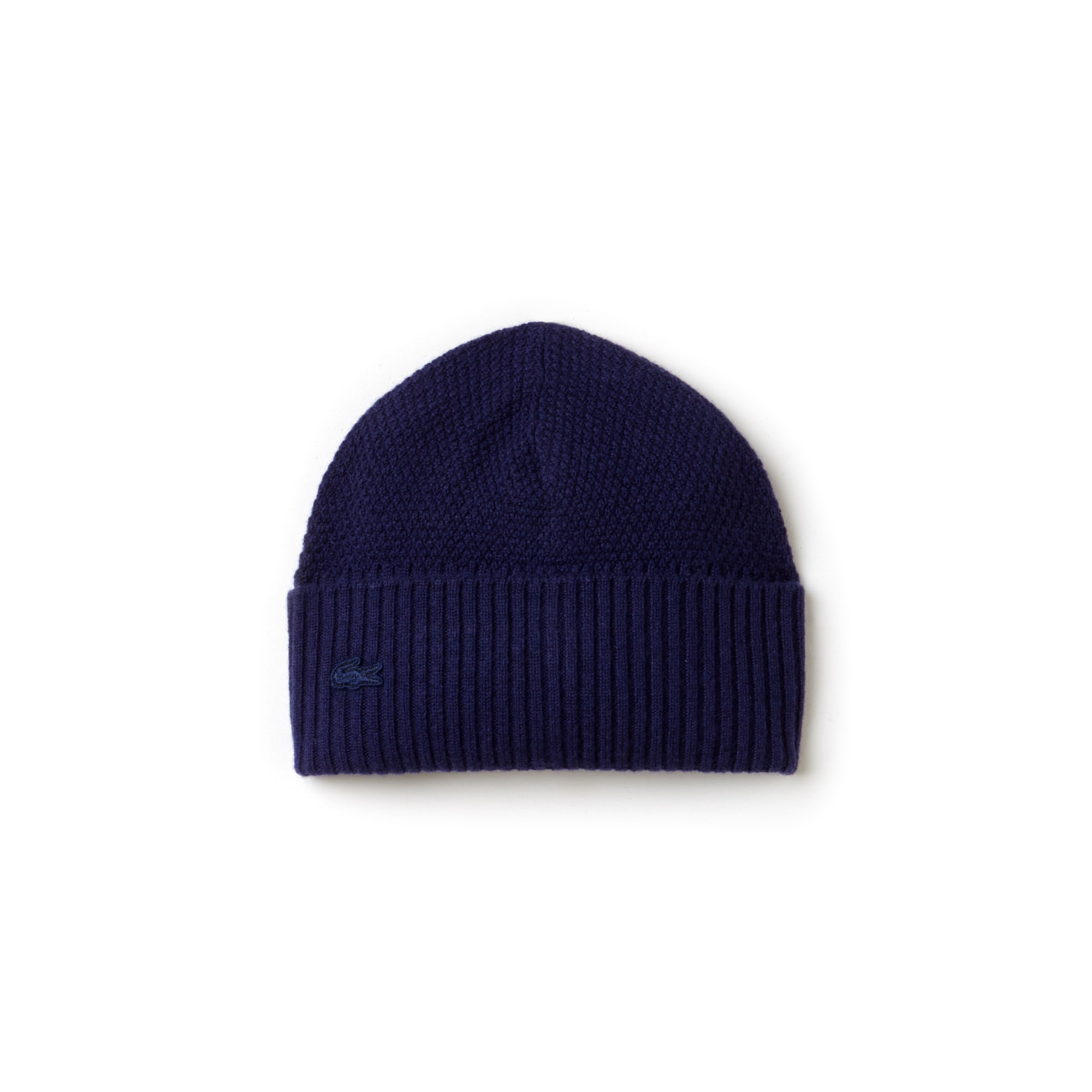 Men's Cashmere And Wool Cuffed Beanie