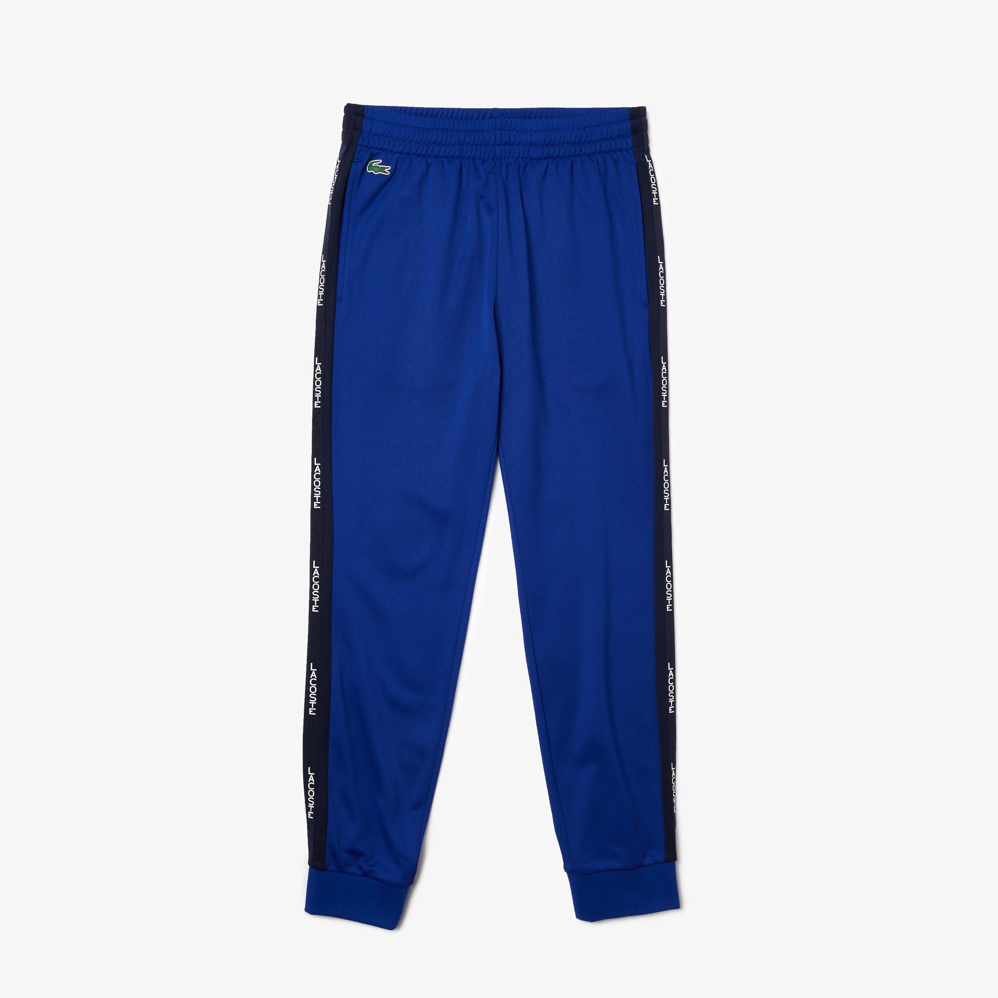 라코스테 스포츠 맨 조거 팬츠 Lacoste Mens SPORT Pique Jogging Pants