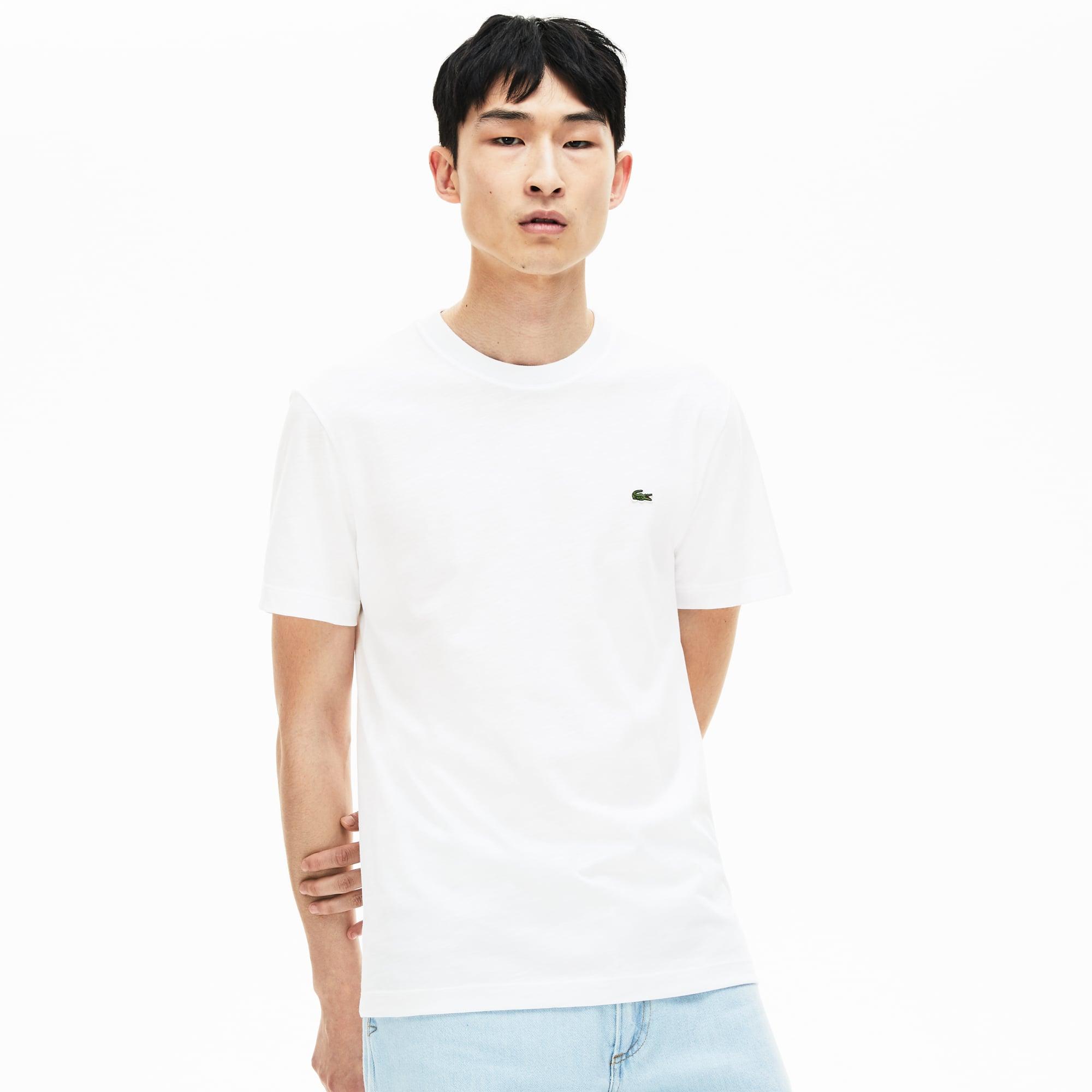 75af3ded5ca + 3 colors. Men s Crew Neck Cotton T-shirt