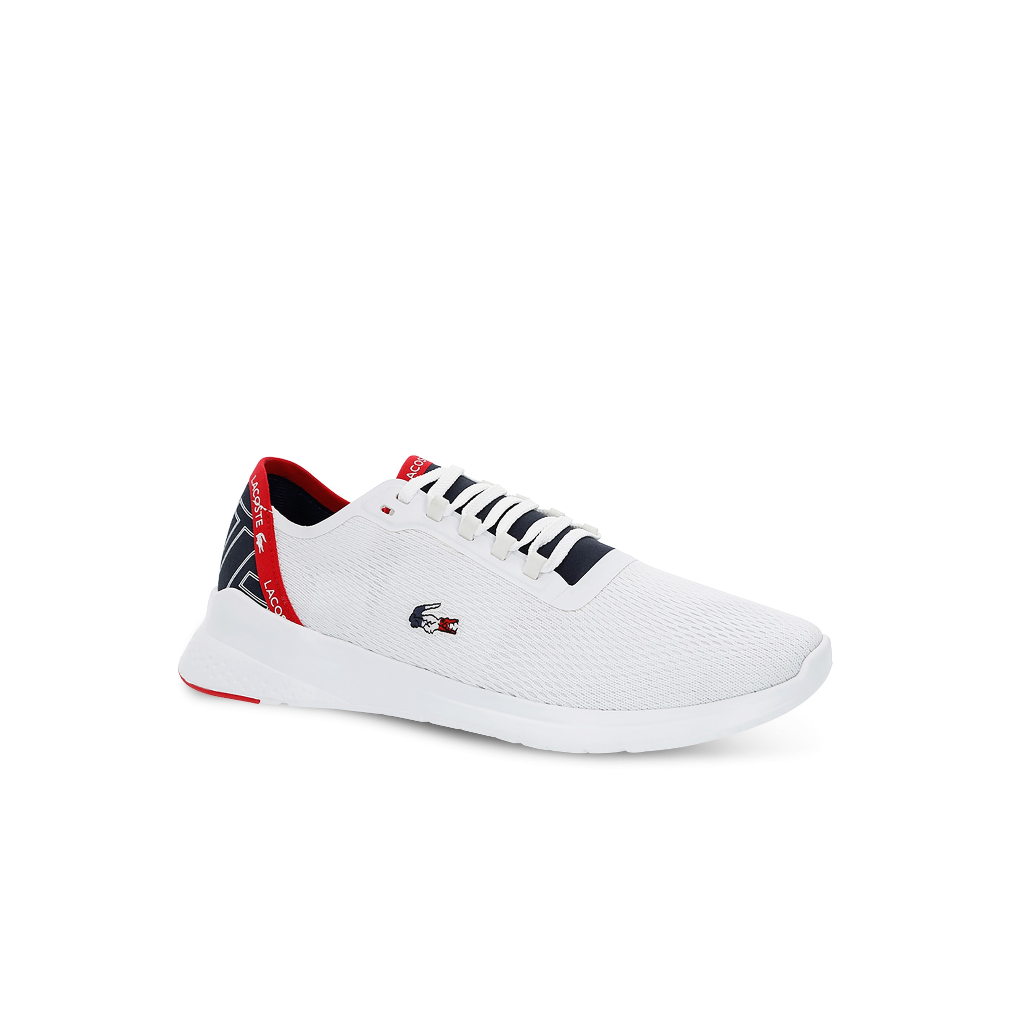 85aea54758a52 Men s LT Fit Sneakers with Tricolor Croc.  110.00. Lacoste ...