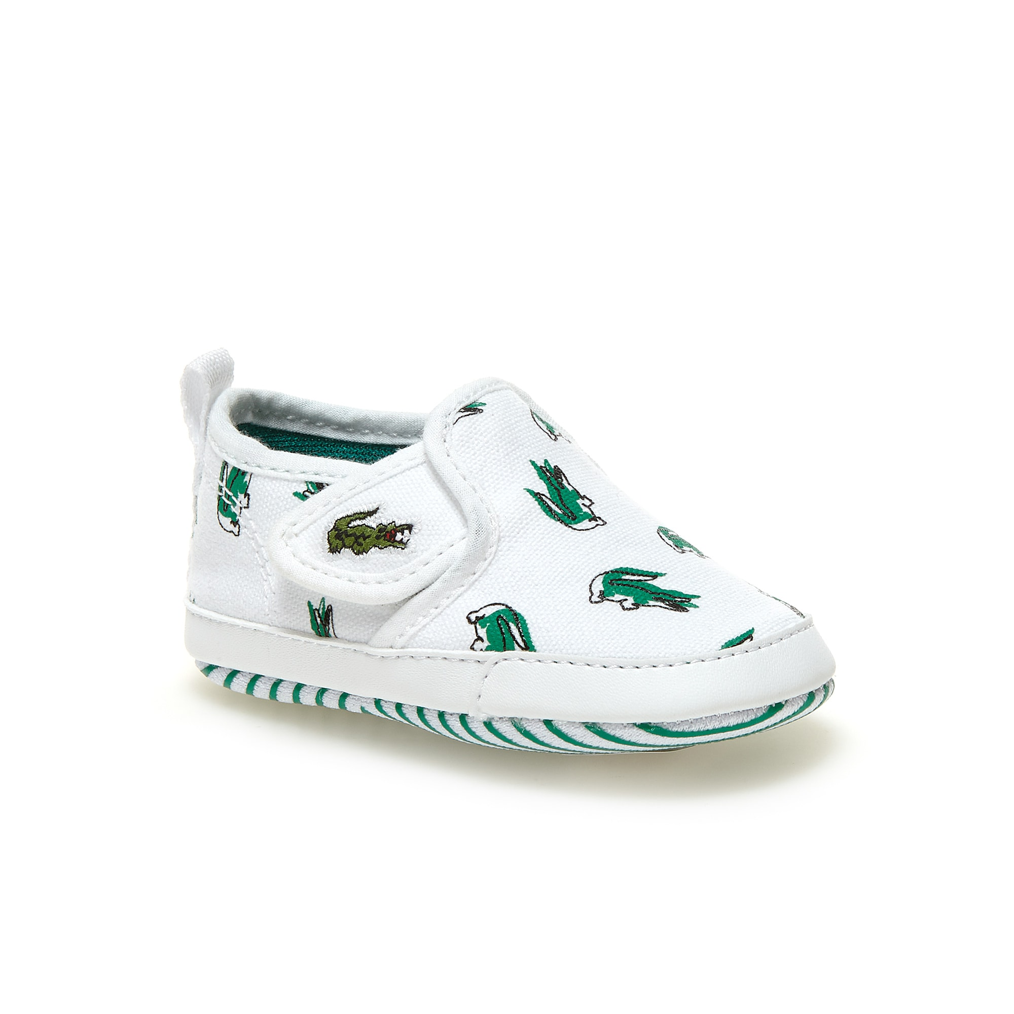 Baby Gazon Crib Canvas Slip-ons