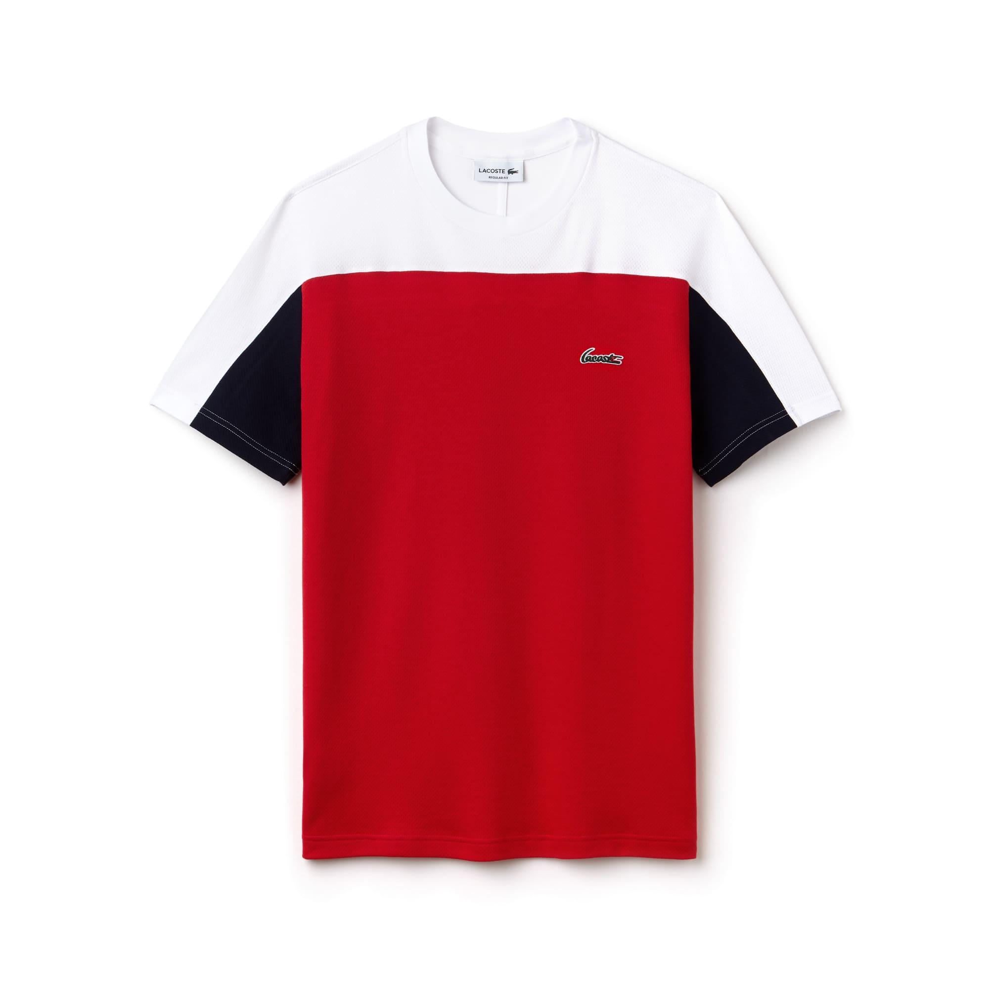 Men's Mini Cotton Jacquard T-Shirt