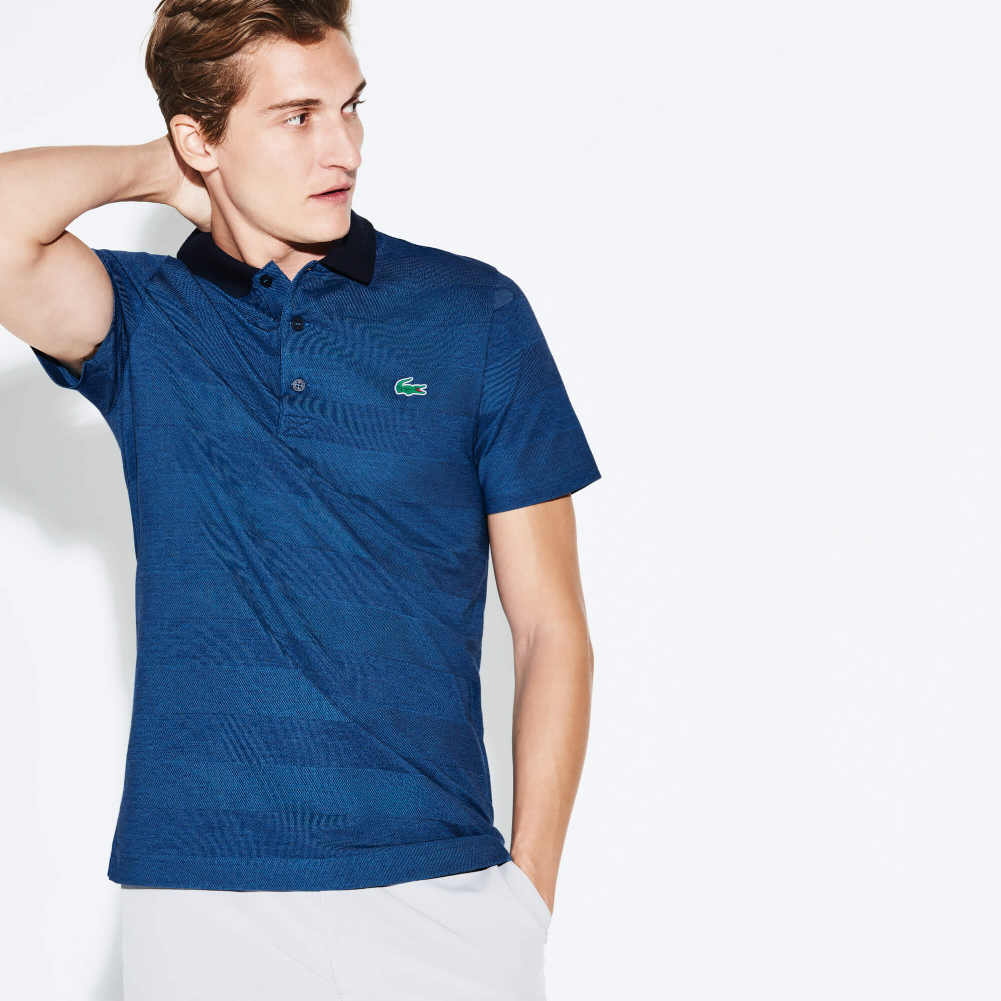 Men's SPORT Technical Jersey Golf Polo