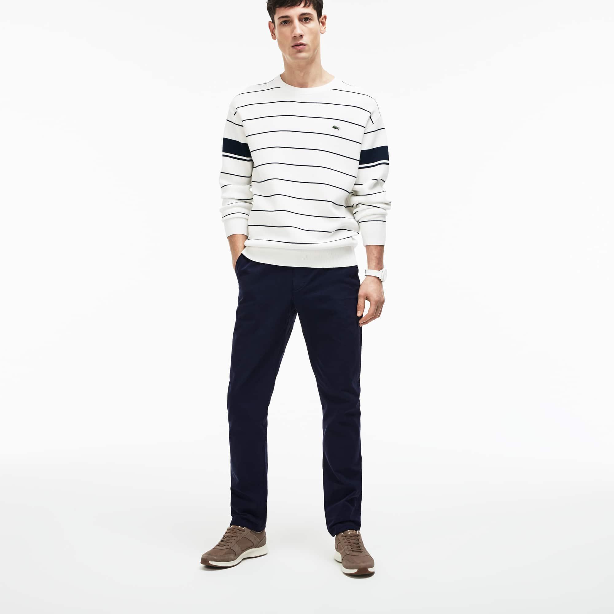 Men's Regular Fit Chino Pants