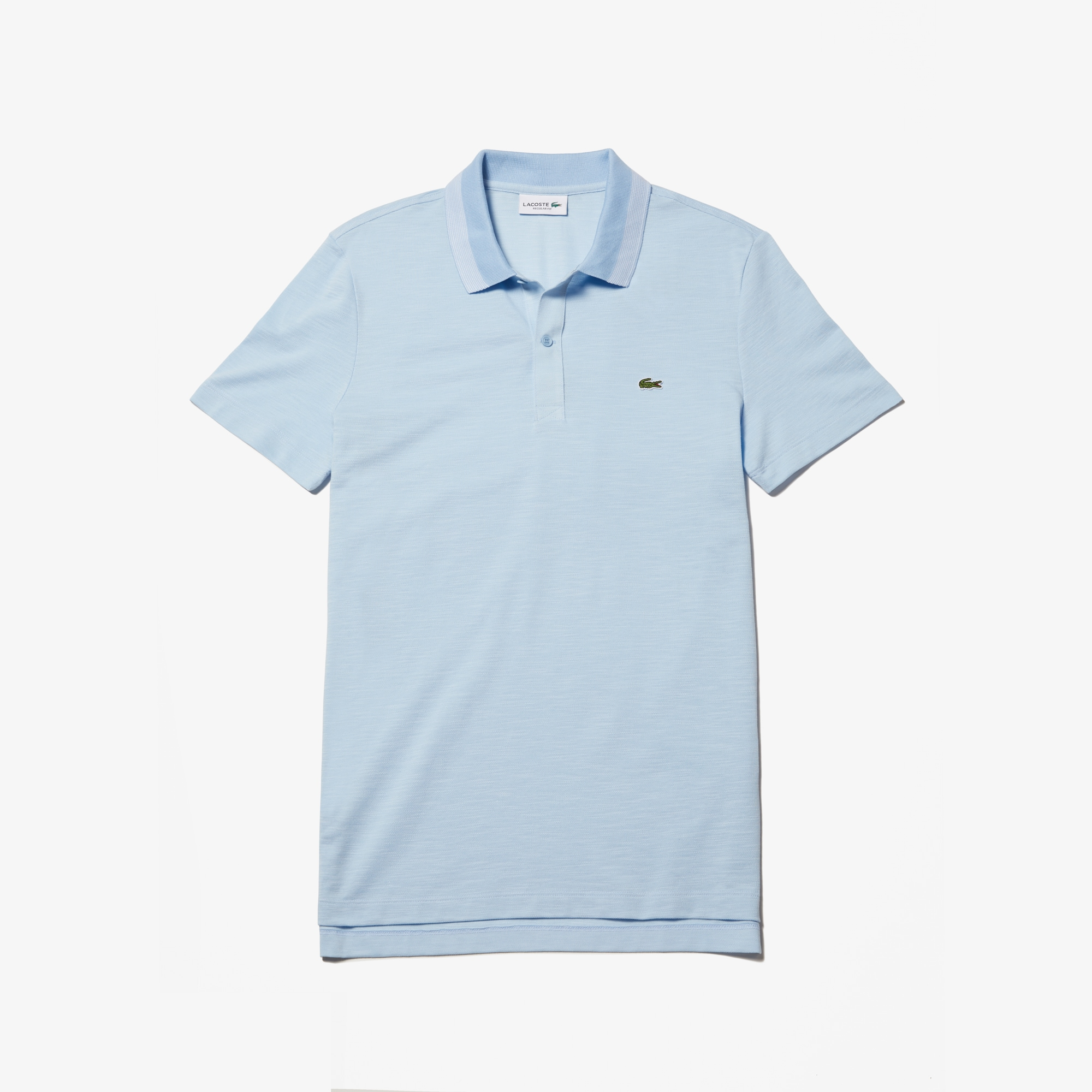 Men's Regular Fit Piqué Polo Shirt