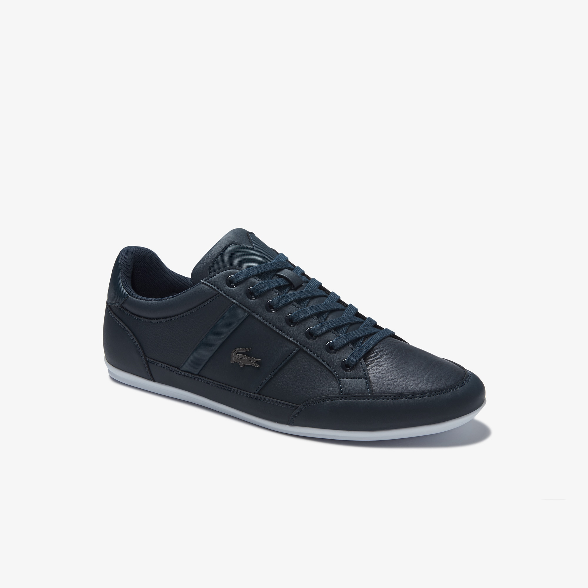 Lacoste Mens Chaymon Nappa Leather Sneakers
