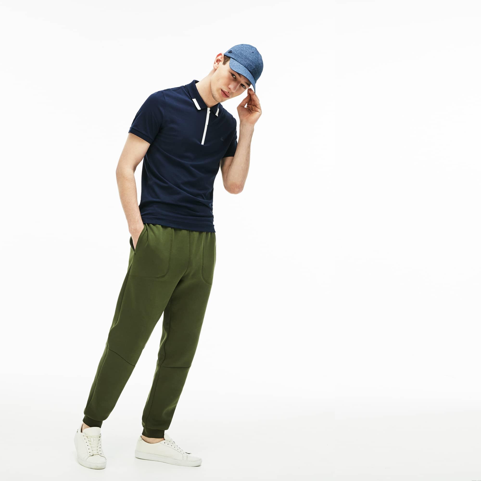 Men's Lacoste Motion Fleece Sweatpants