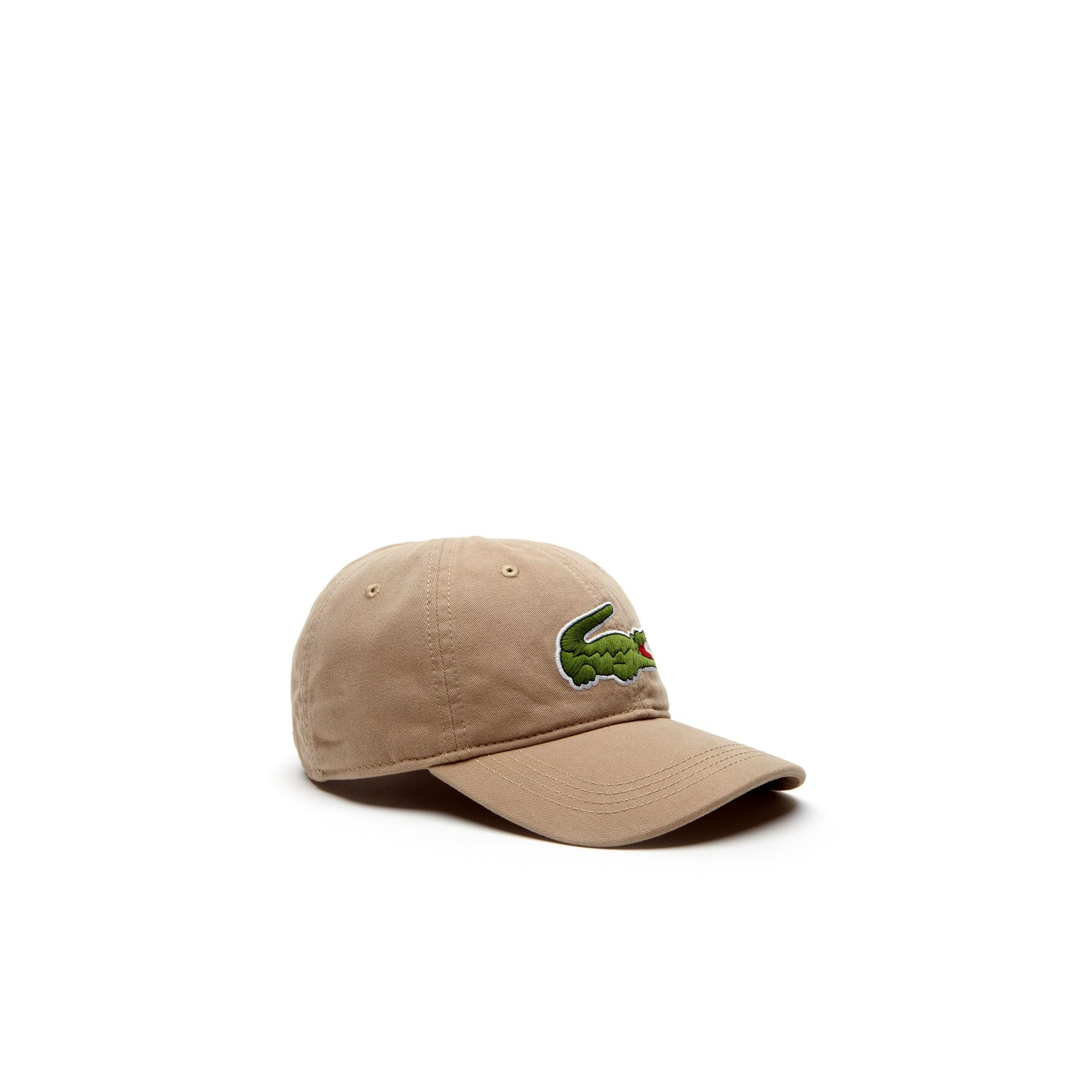 Men's Big Croc Gabardine Cap