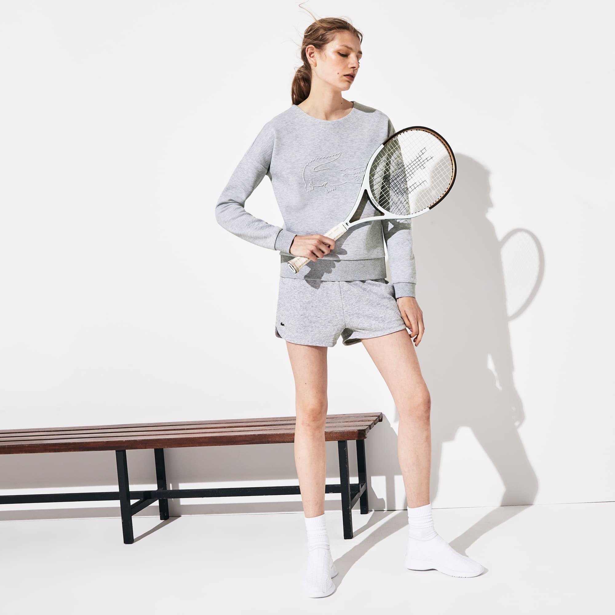 Women's  SPORT Tennis Fleece Shorts