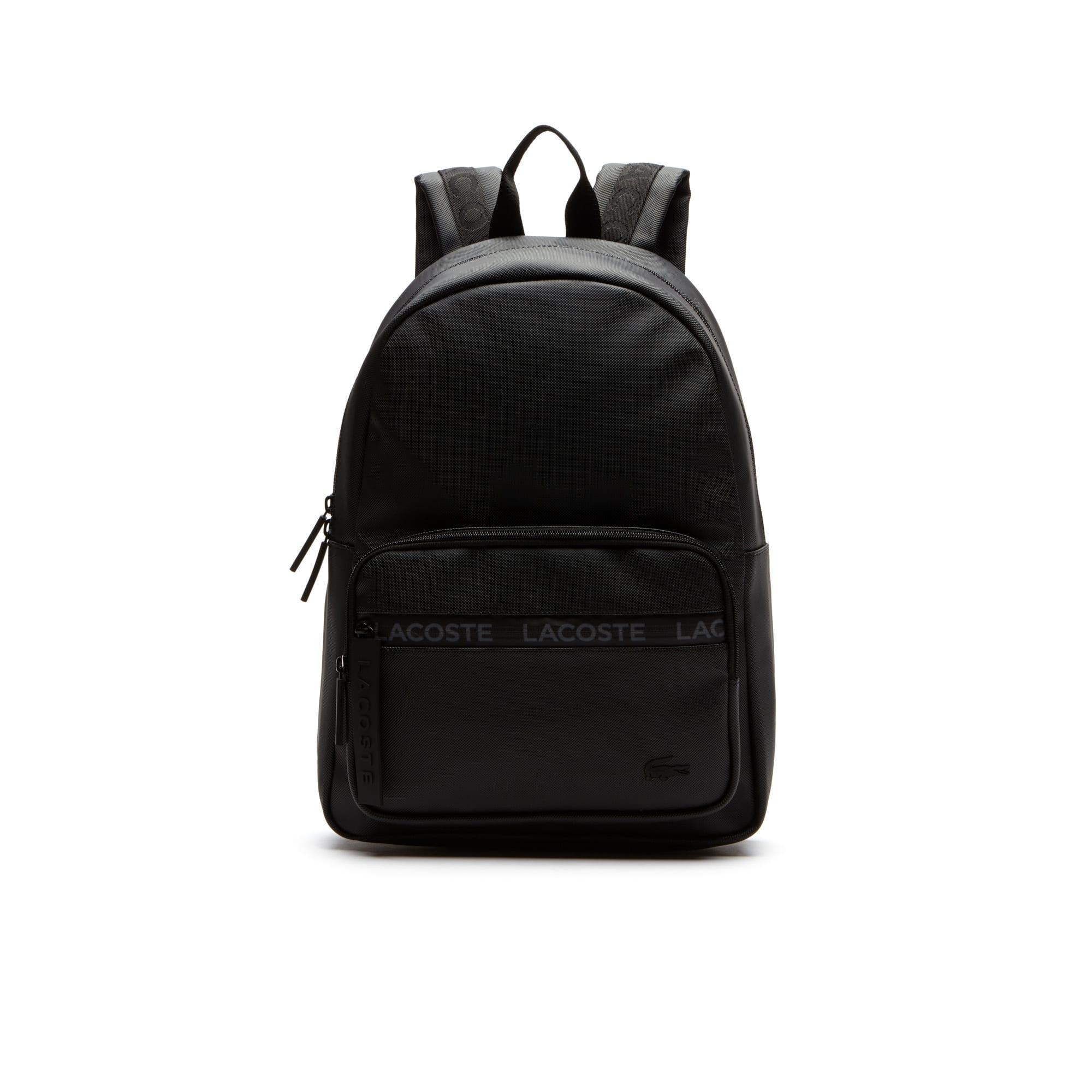 Men's L.12.12 Concept Lacoste Lettering Backpack