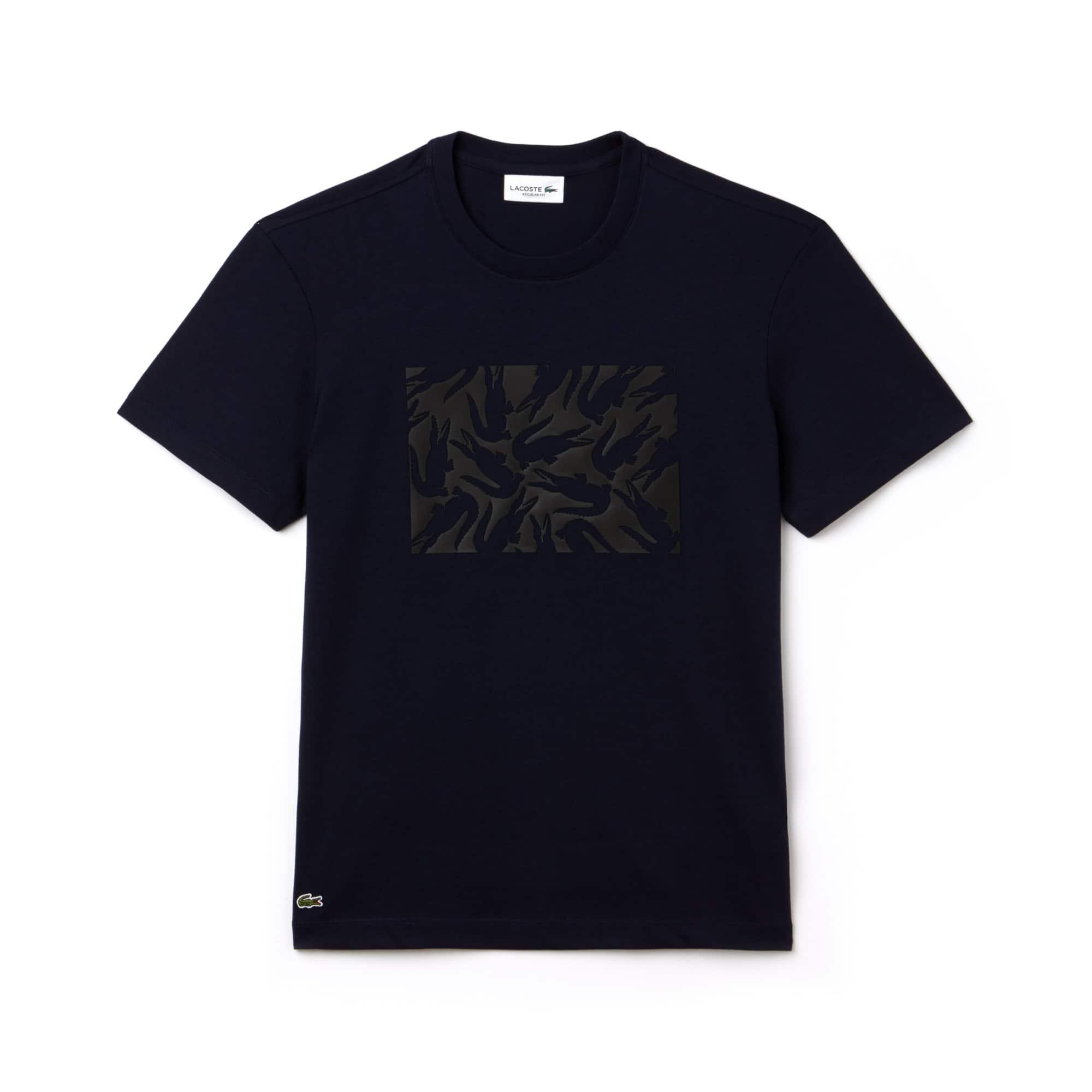 Men's Graphic Design Cotton T-Shirt