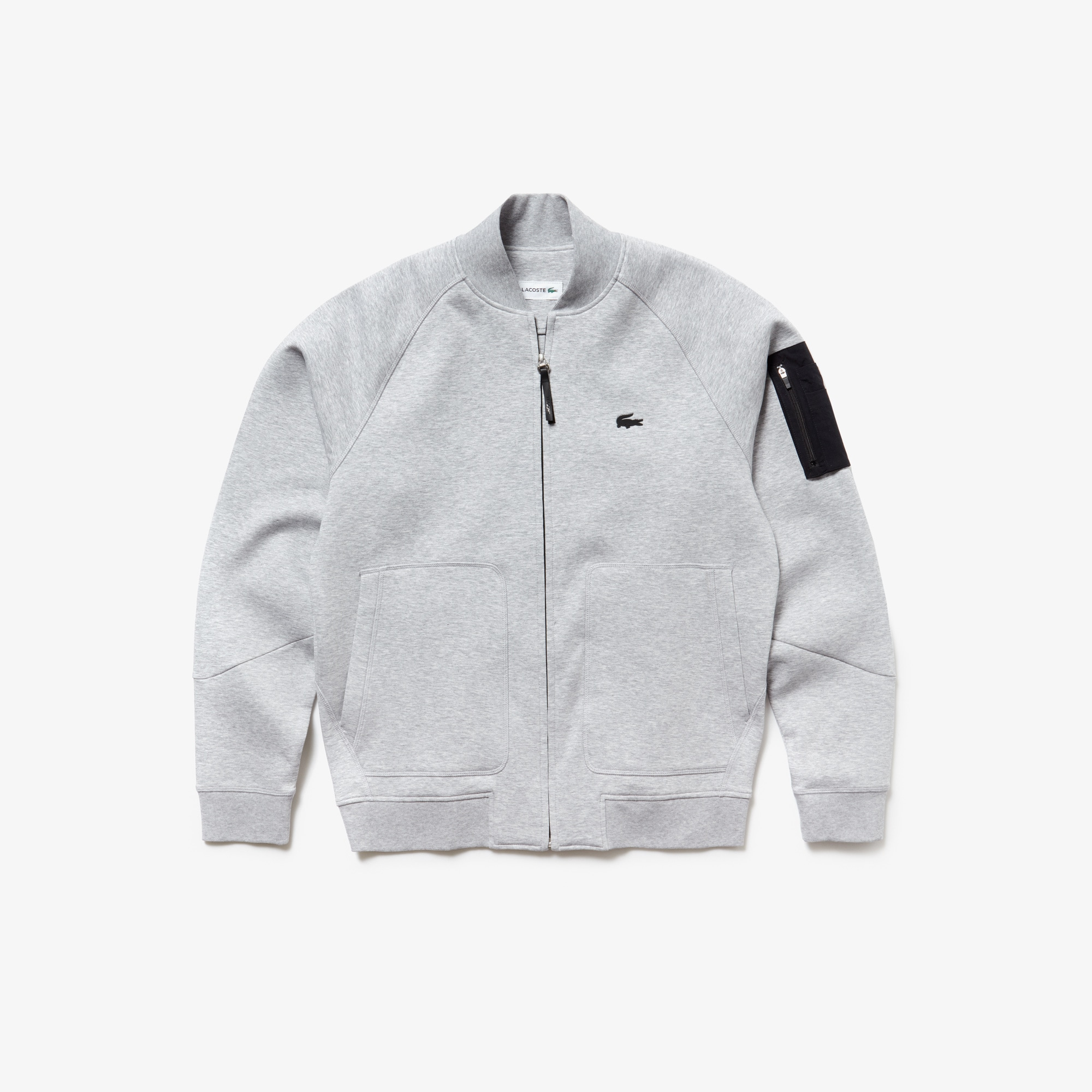 Men's Lacoste Motion Fleece Bomber