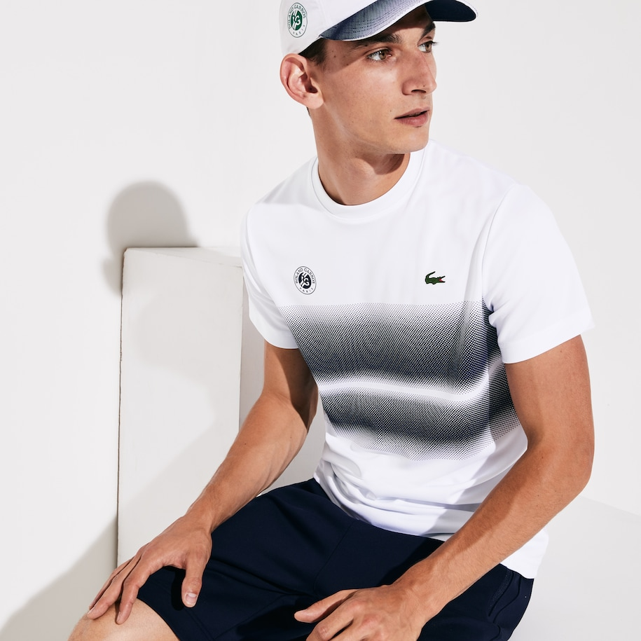 Men's SPORT Roland Garros Breathable Ombré T-Shirt