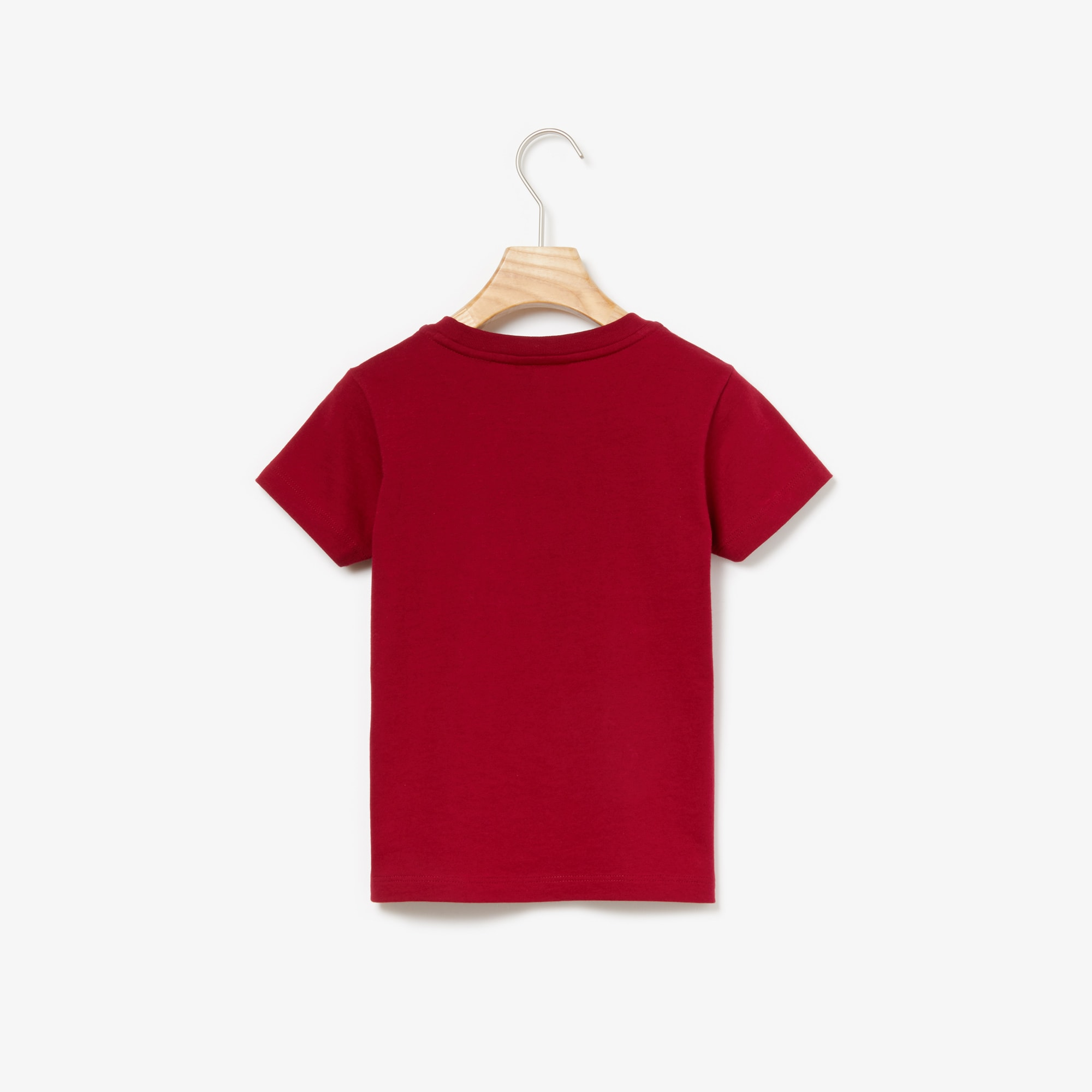Boys' Crewneck Graphic Cotton T-shirt