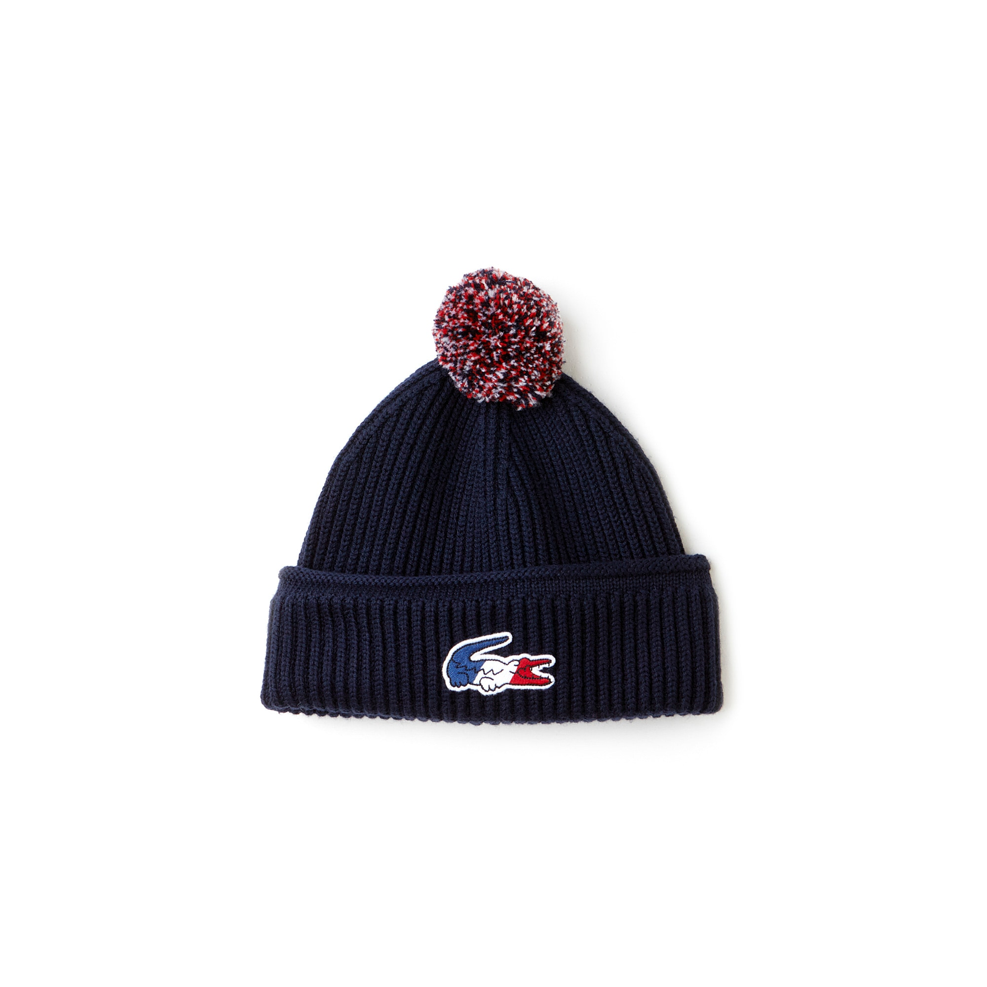Men's  French Sporting Spirit Edition Wool Pompom Beanie