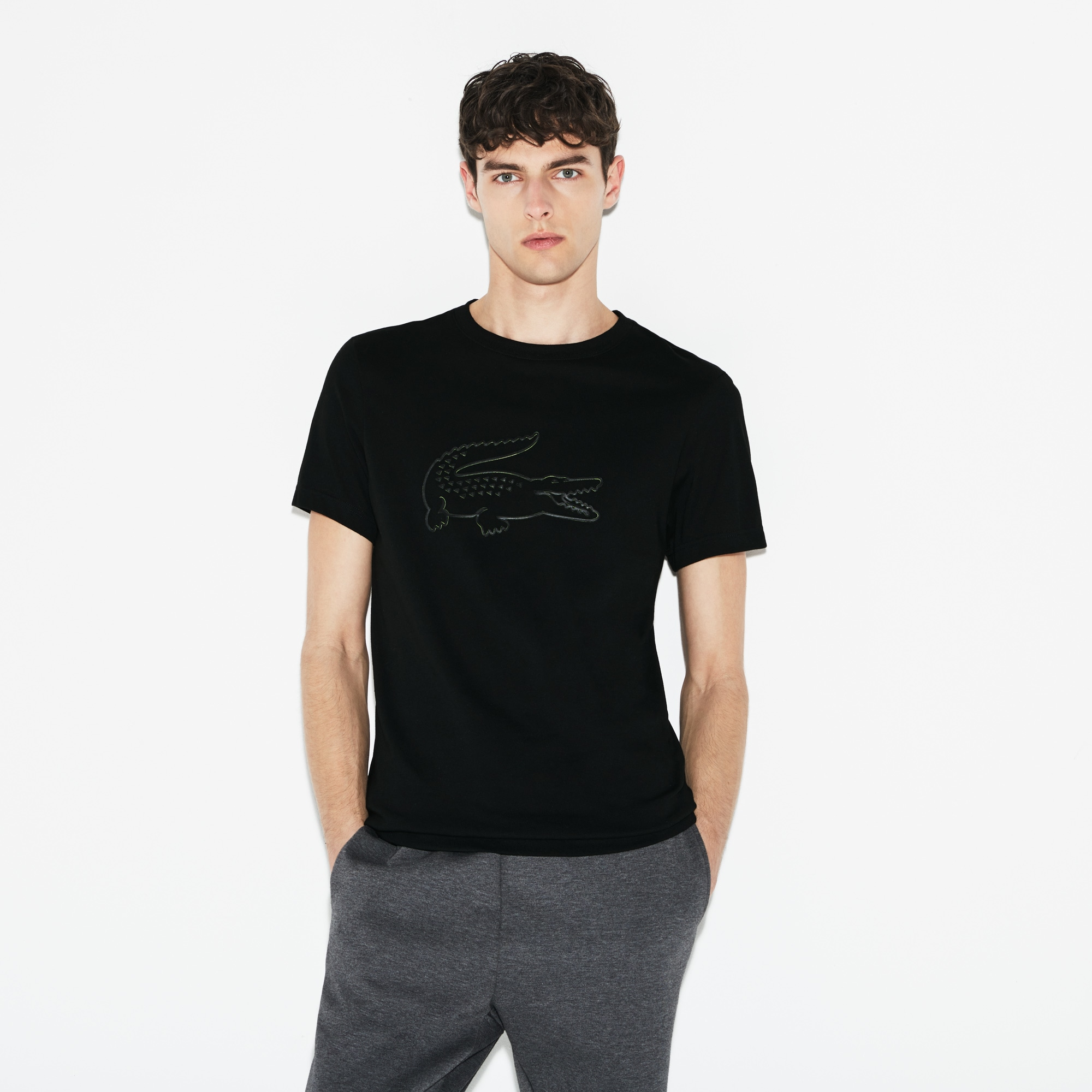 Men's SPORT Oversized Croc Tennis T-Shirt