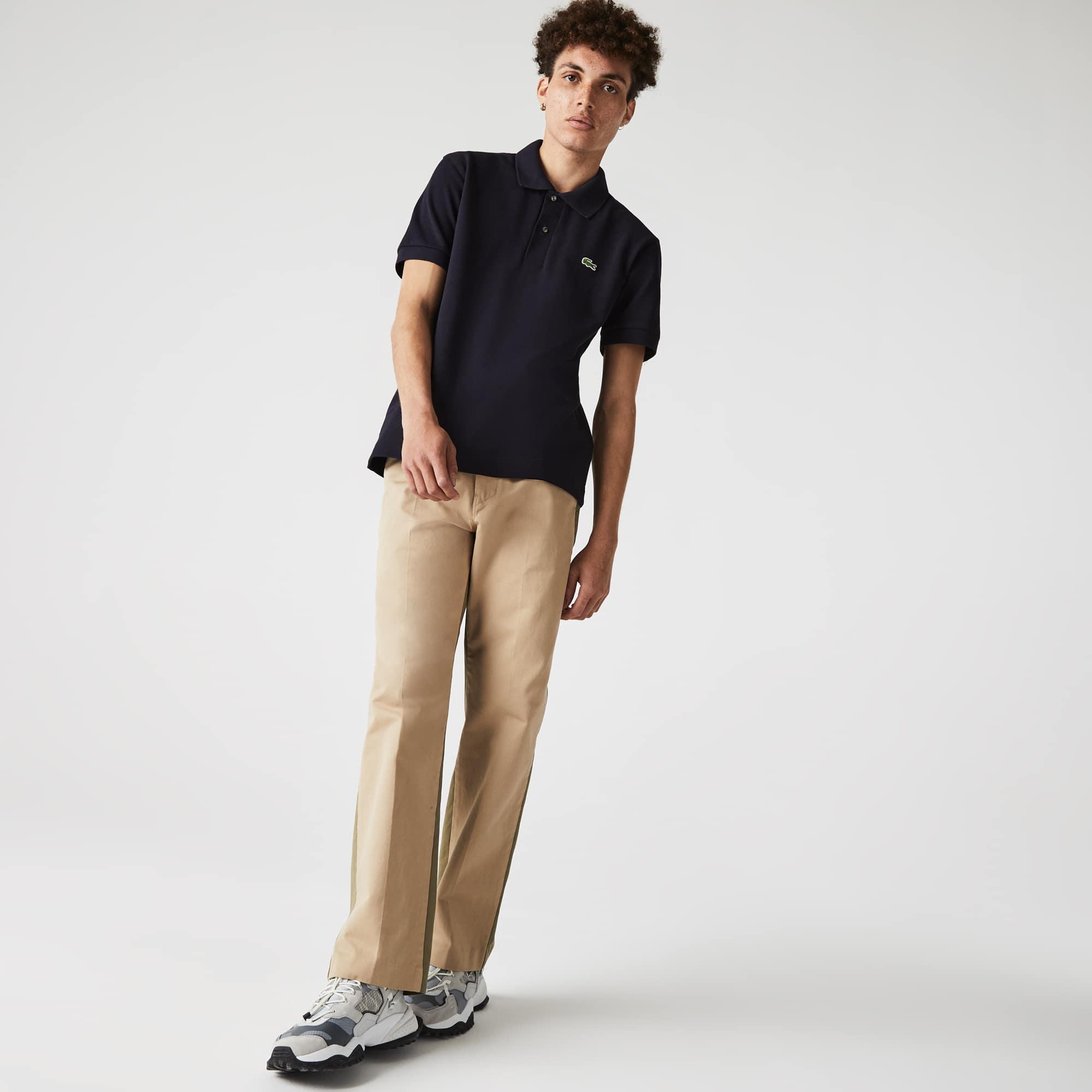 라코스테 맨 피케 폴로 (클래식 핏) Lacoste Men's Classic Fit Organic Cotton Pique Polo