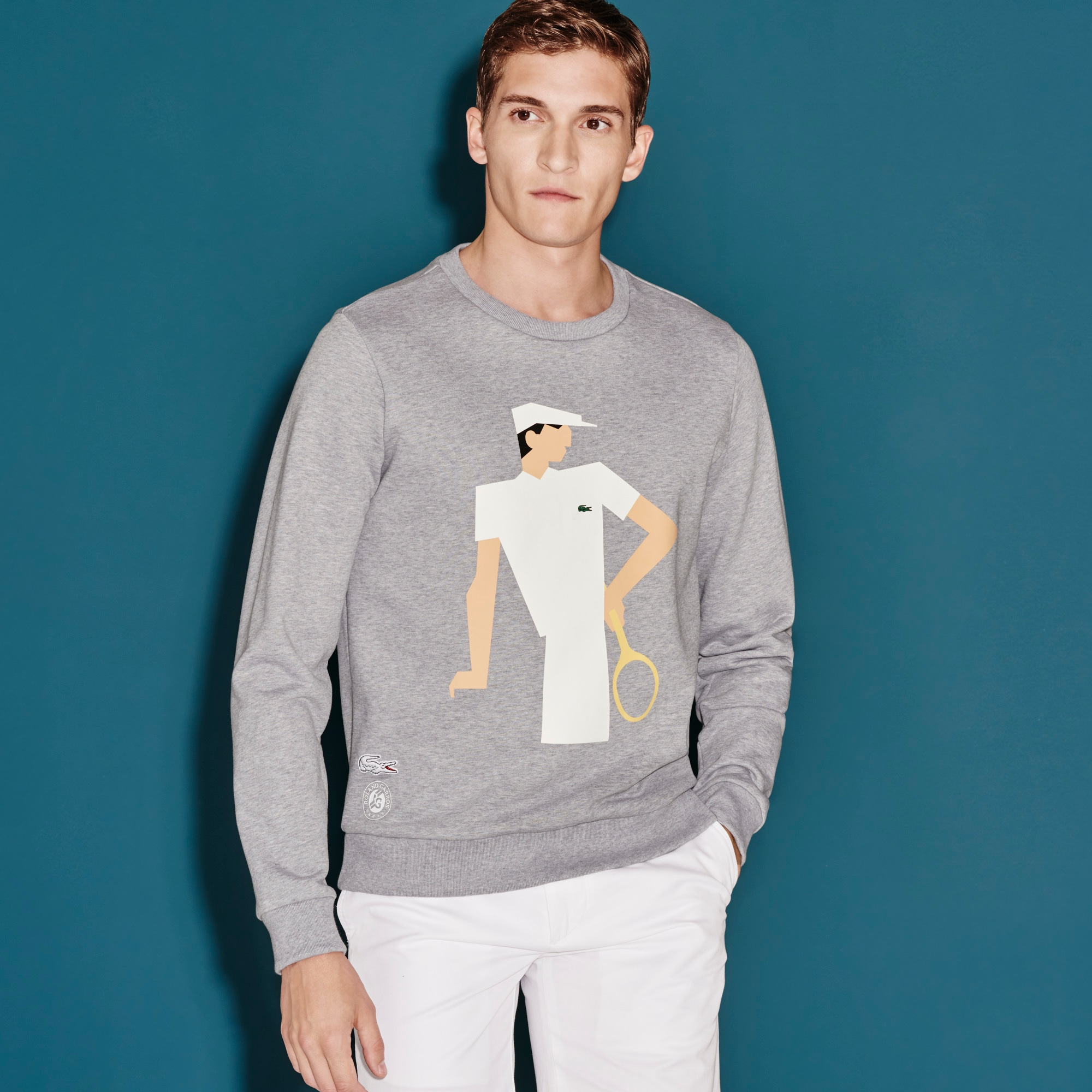 Men's SPORT French Open Player Sweatshirt