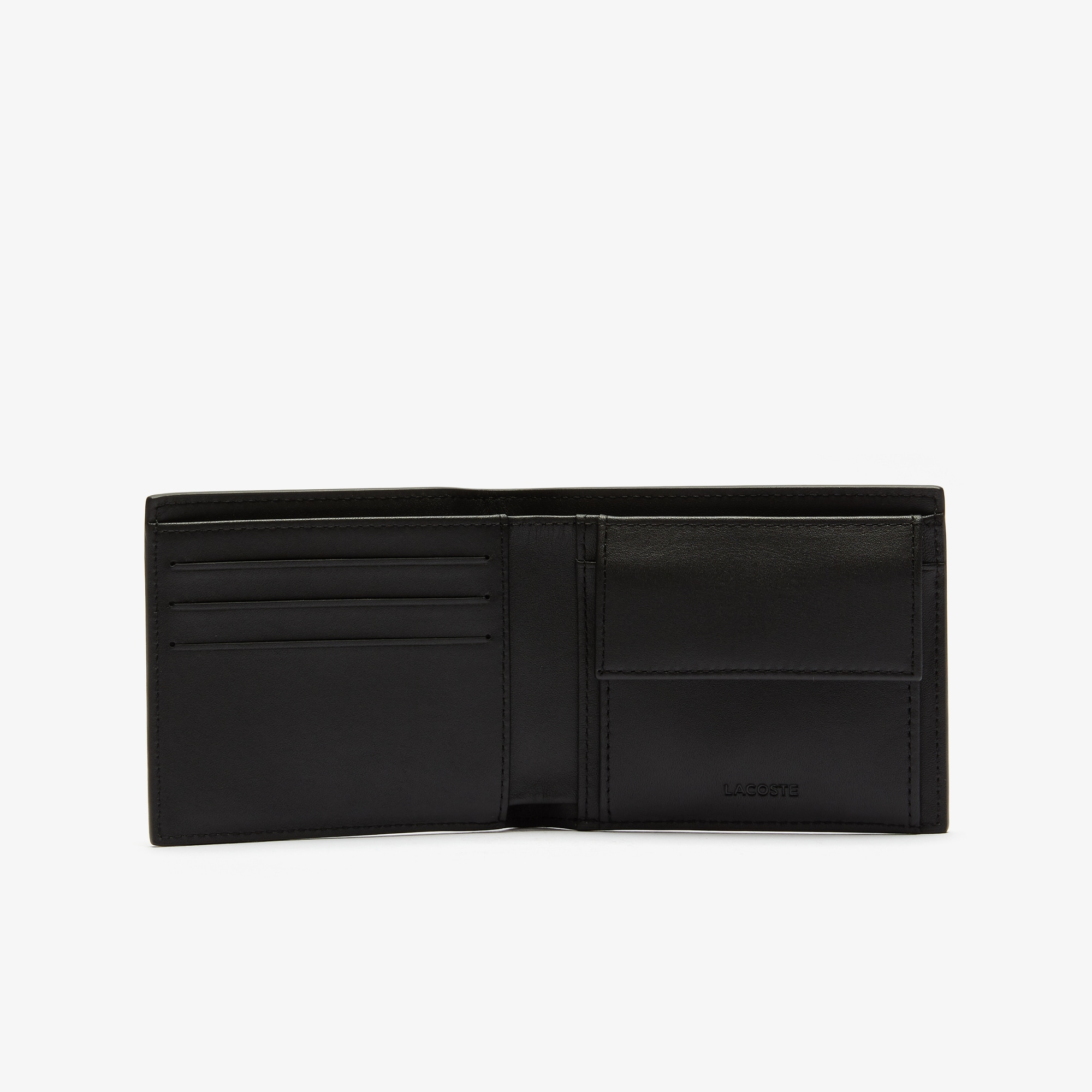 Men's Bi-fold Leather Wallet