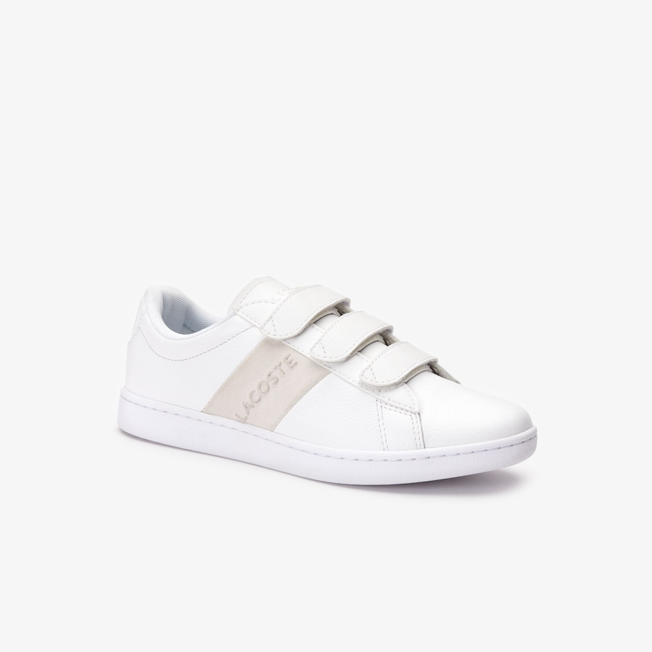 Women's Carnaby Evo Strap Leather and Suede Trainers
