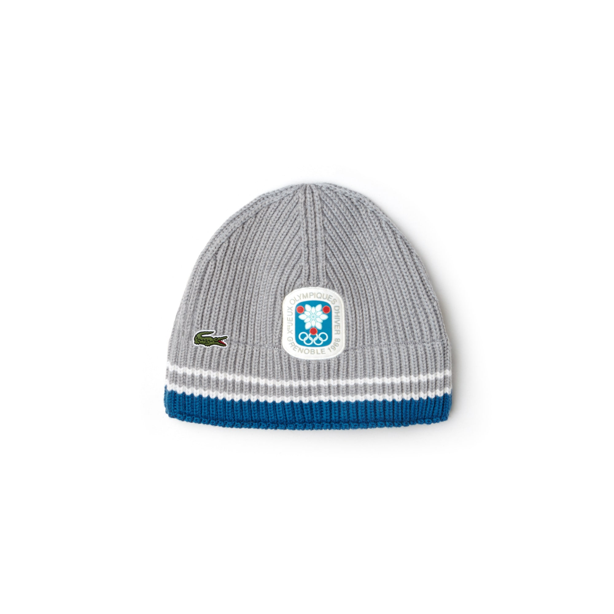 Olympic Heritage Collection by Lacoste Unisex Wool Beanie