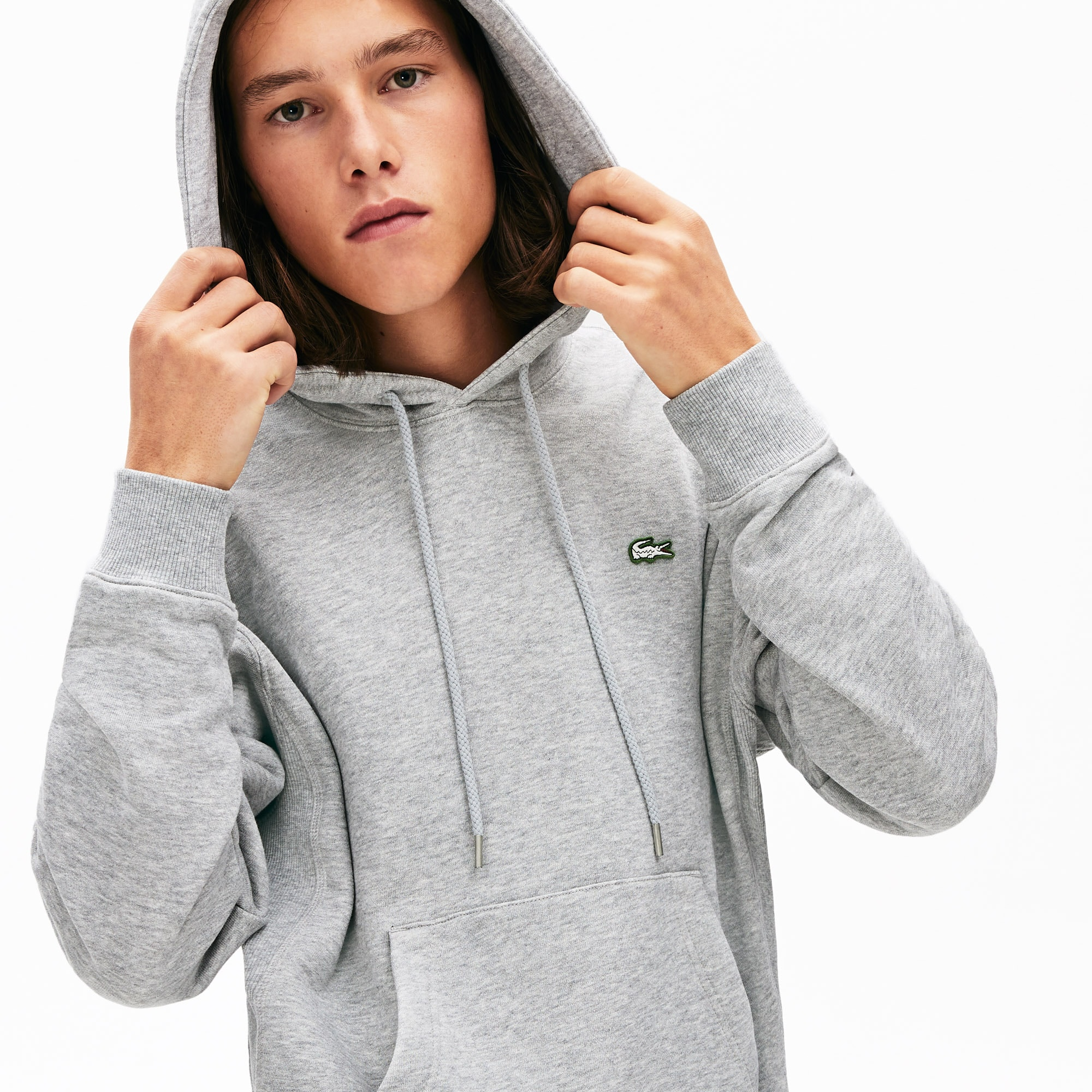 Unisex LIVE Kangaroo Pocket Hooded Sweatshirt