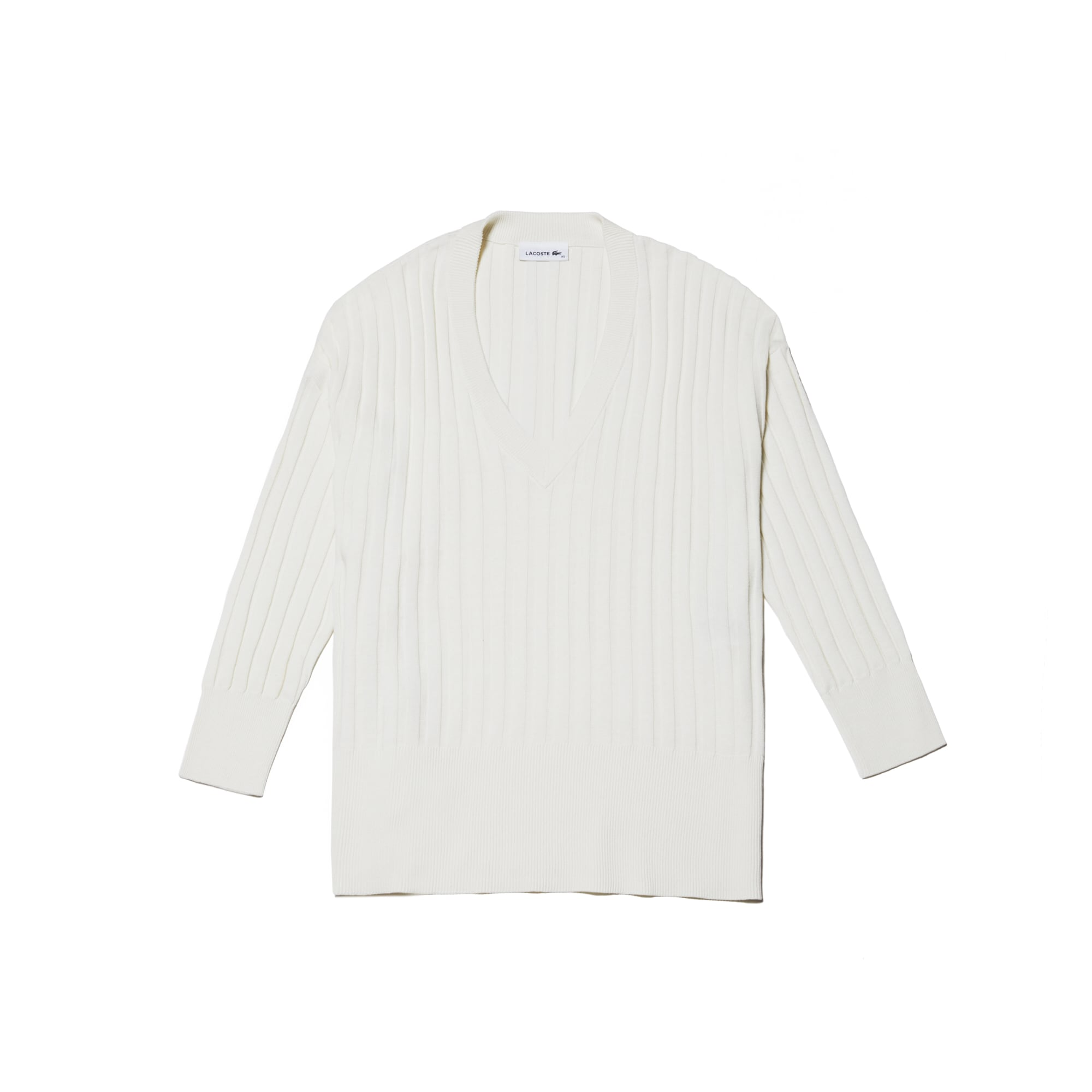 Women's Ribbed Knit Sweater