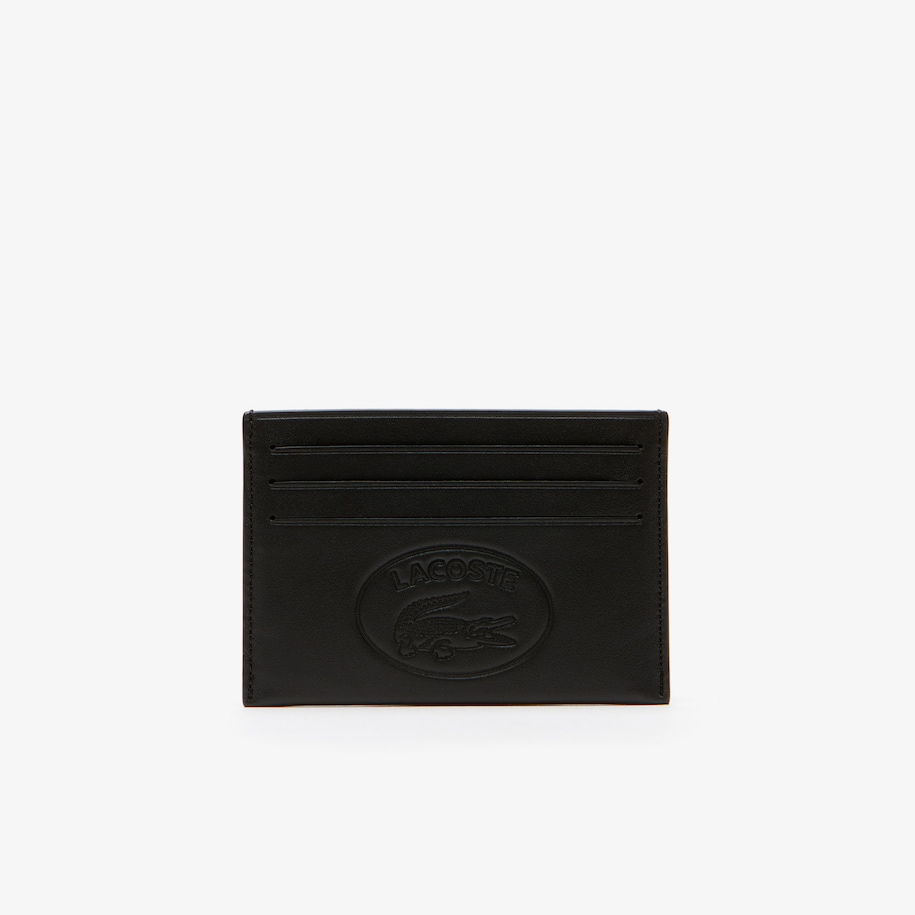 Men's L.12.12 Leather Card Holder