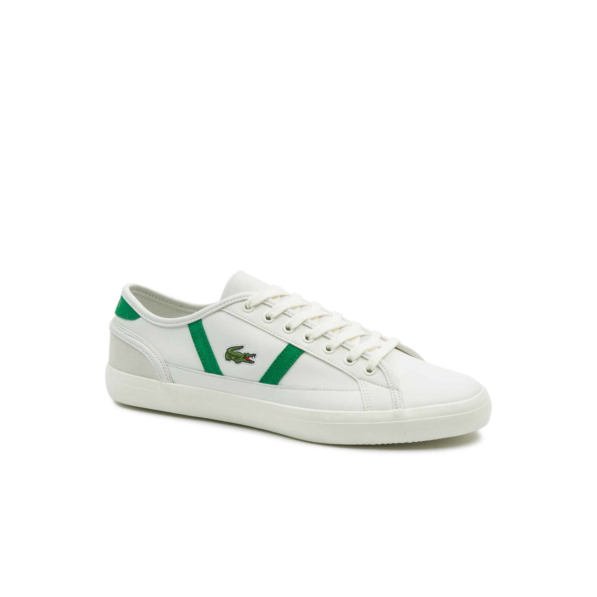 Men's Sideline Leather and Suede Trainers