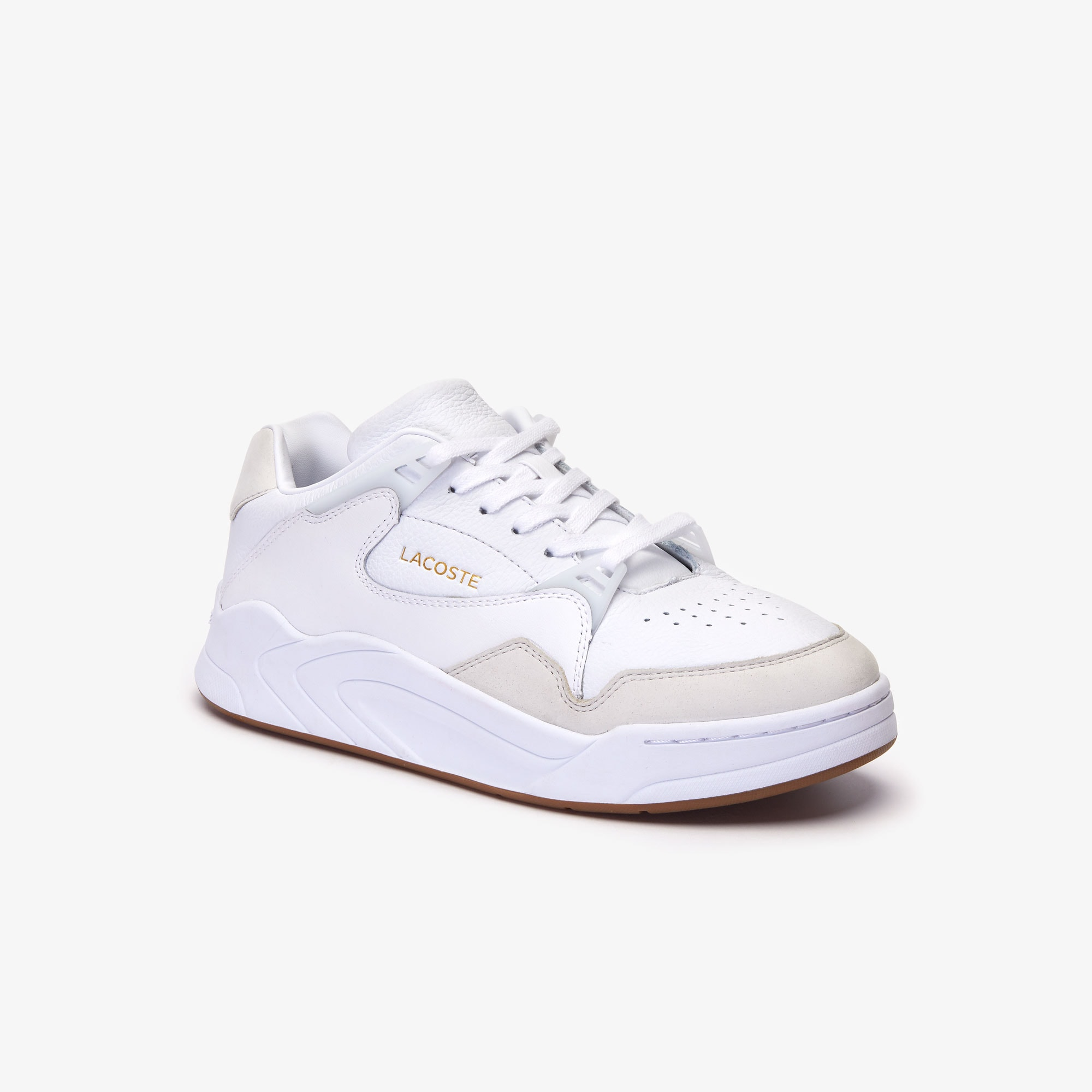 Lacoste Sneakers Men's Court Slam Leather Sneakers