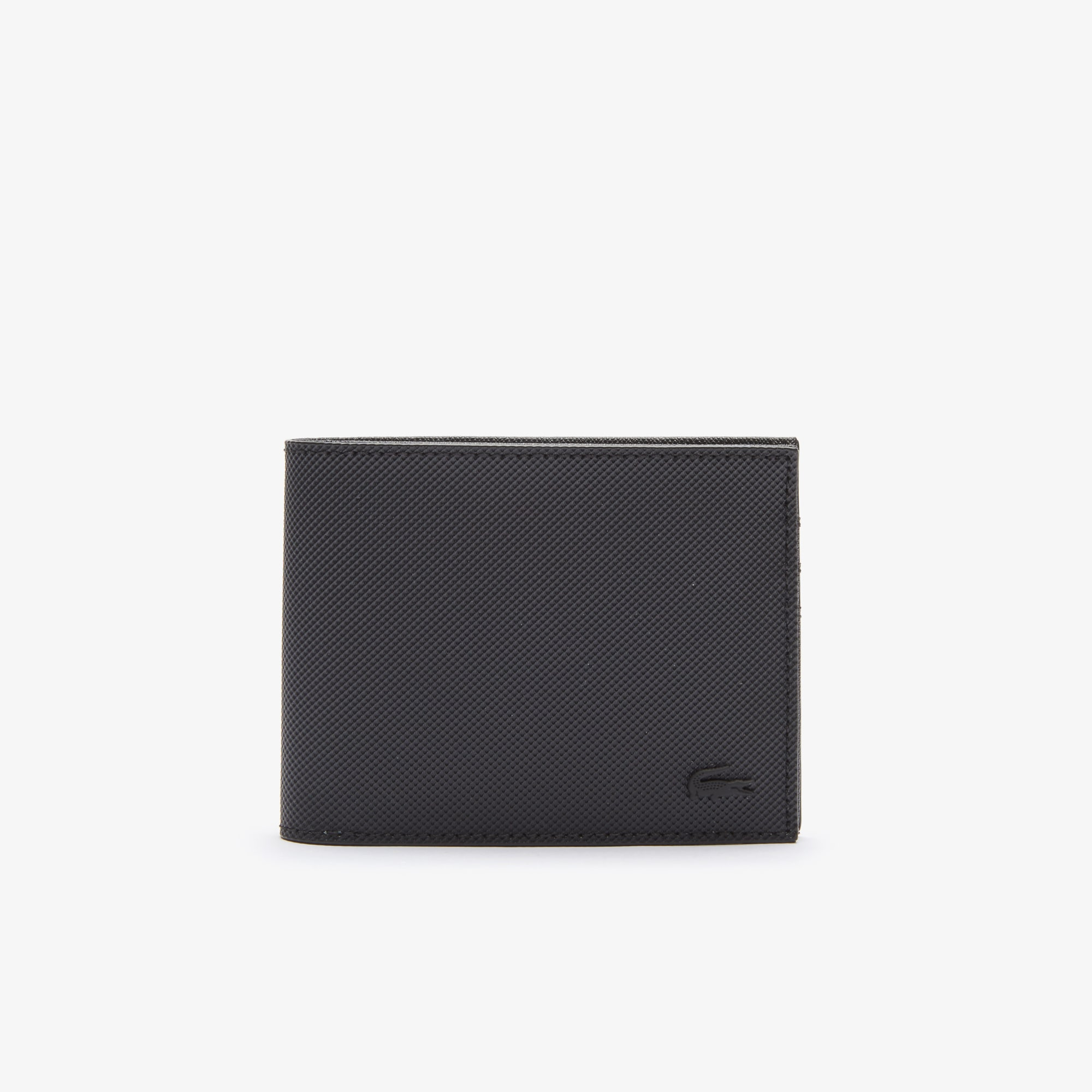 Men's Classic Petit Piqué Six Card Wallet