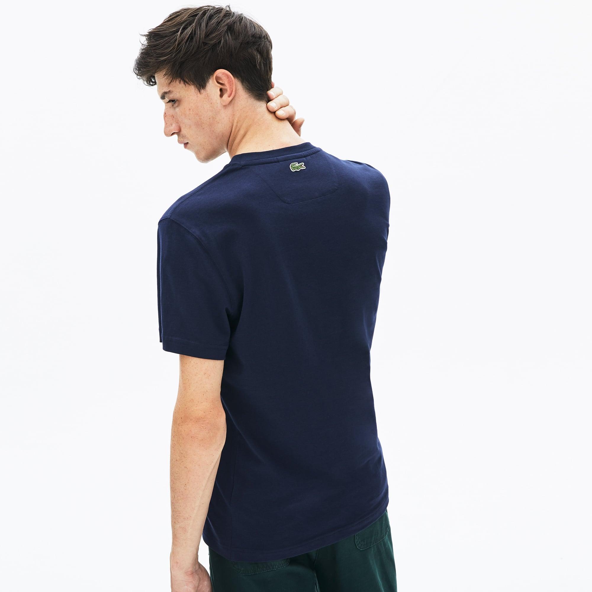 8386cb076a Men's Multicolored Logo Cotton T-shirt