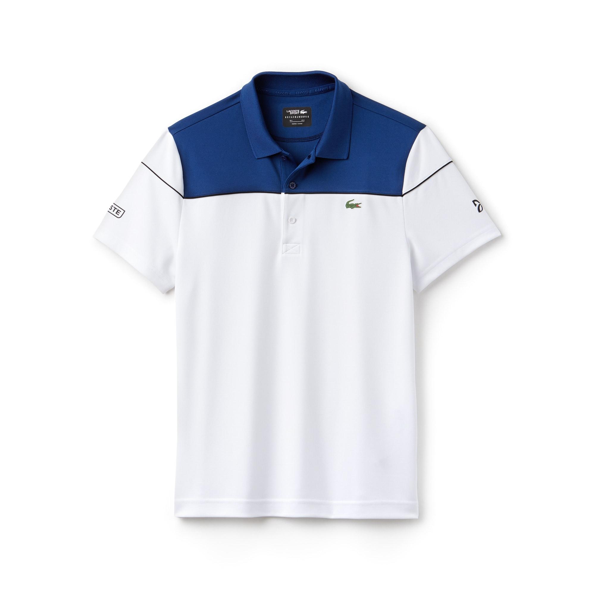 Men's SPORT Tech Piqué Polo - Novak Djokovic Collection