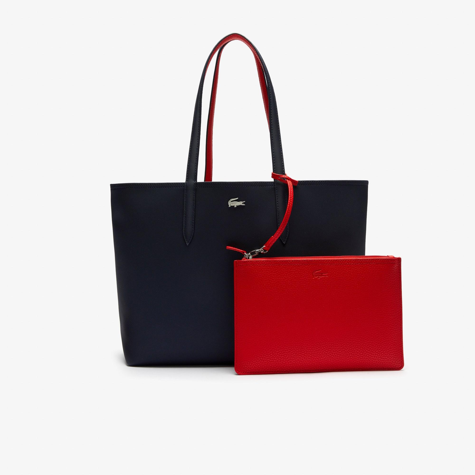 Women S Anna Reversible Bicolor Tote Bag