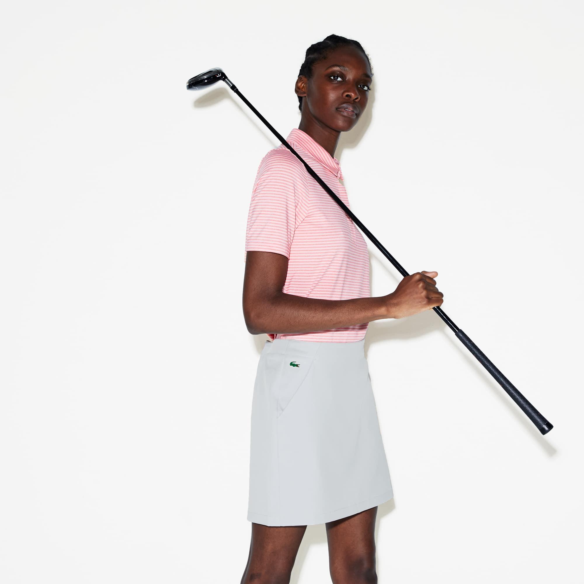 Lacoste Skirts Women's  SPORT Technical Gabardine Golf Skirt