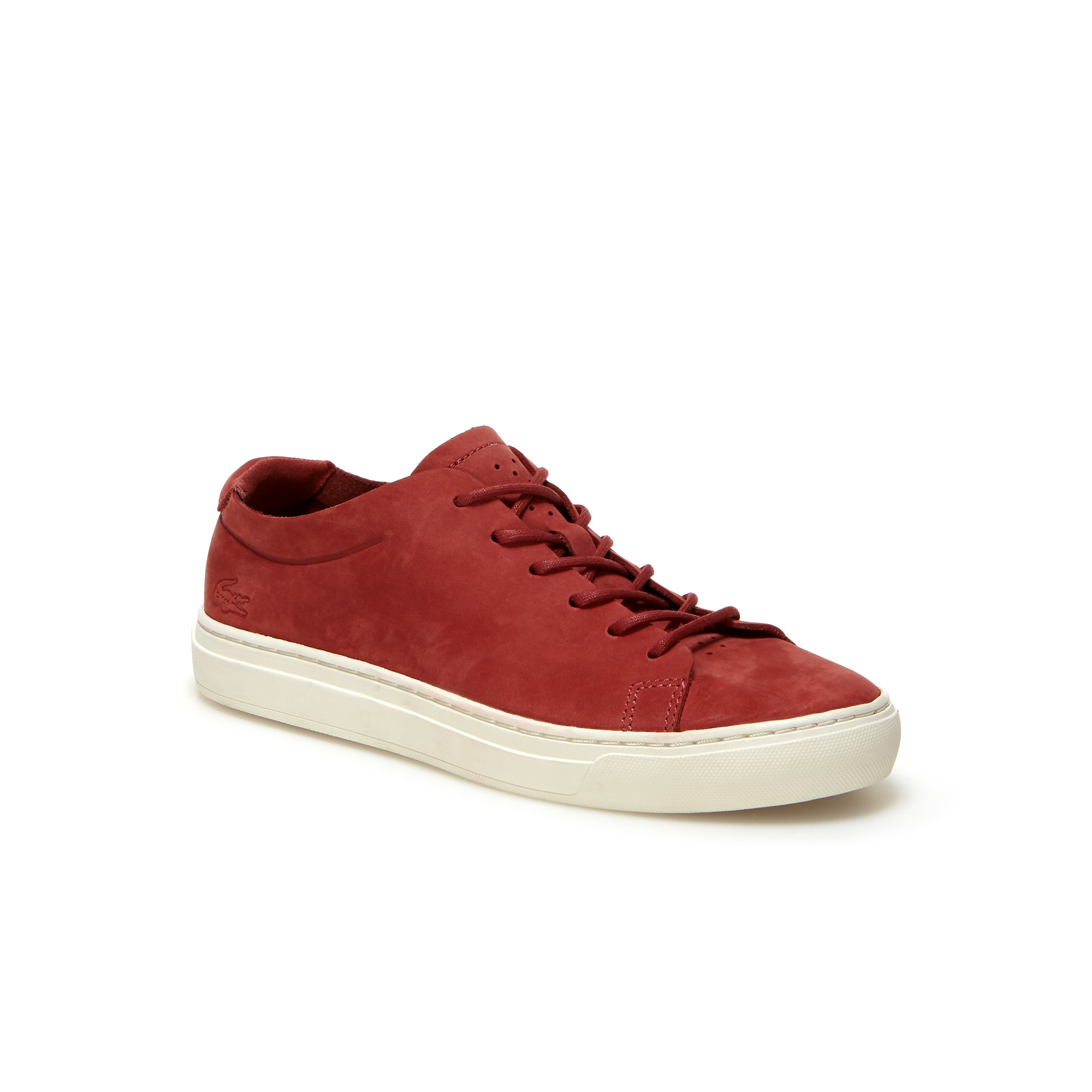 Women's L.12.12 Unlined Leather Trainers