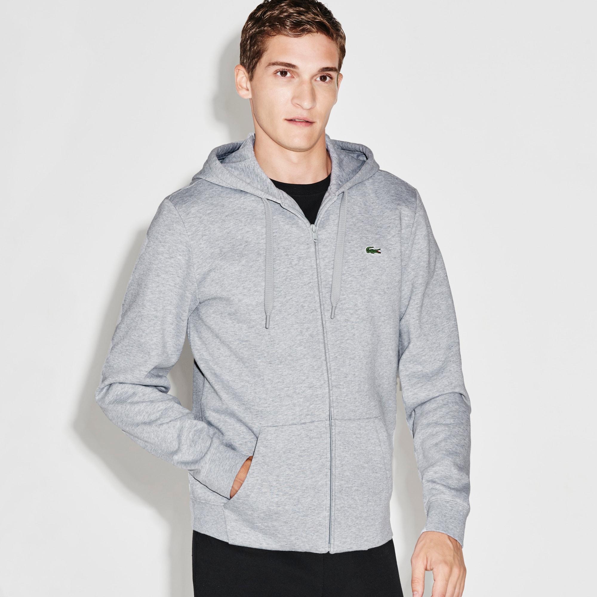 men 39 s sweatshirts hoodies lacoste. Black Bedroom Furniture Sets. Home Design Ideas