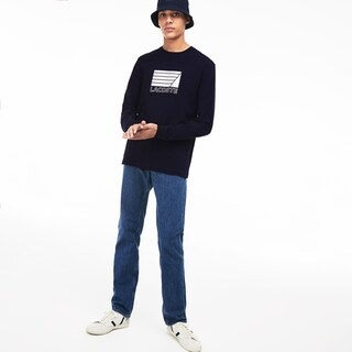 Men's Crew Neck Cotton T-shirt