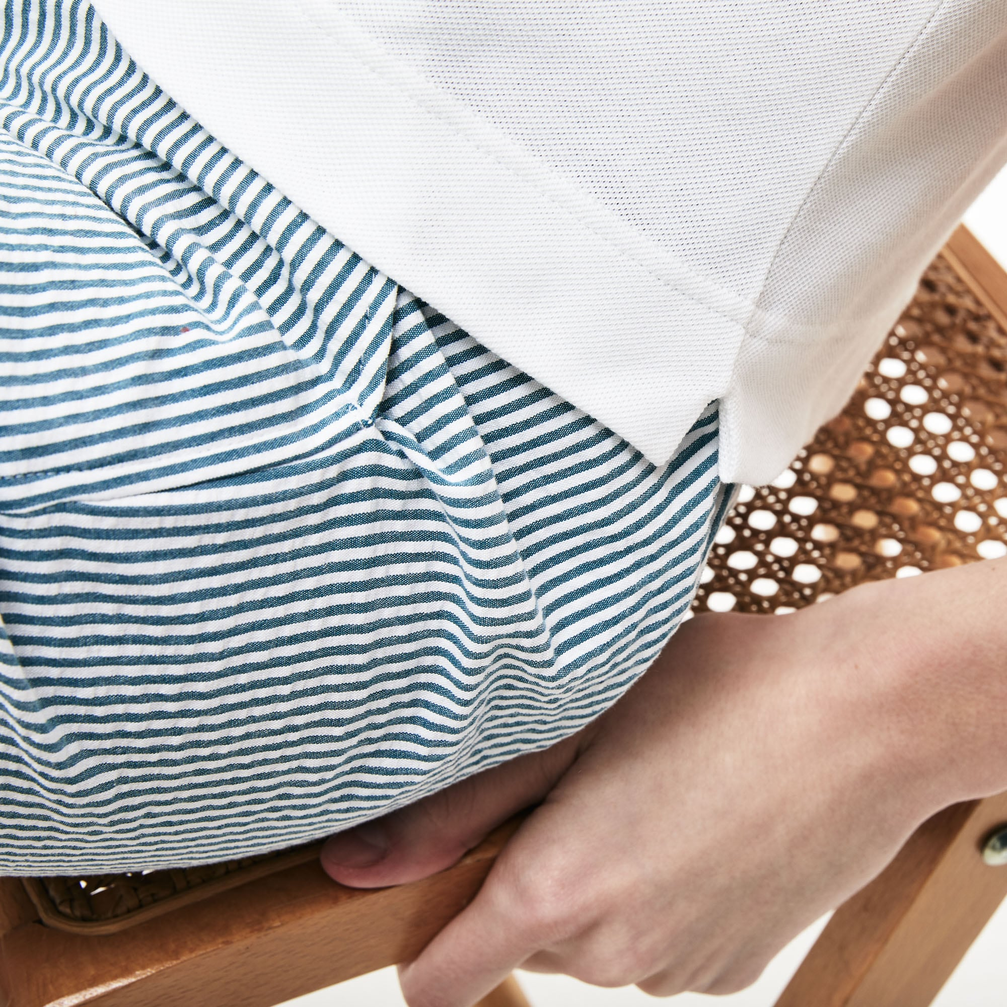 Women's Stretch Mini Piqué Polo