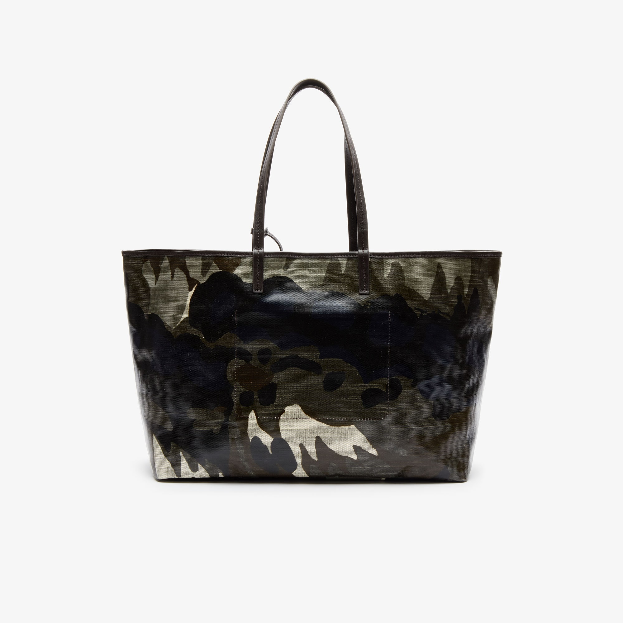 Women's Robert George Large Coated Print Canvas Tote Bag