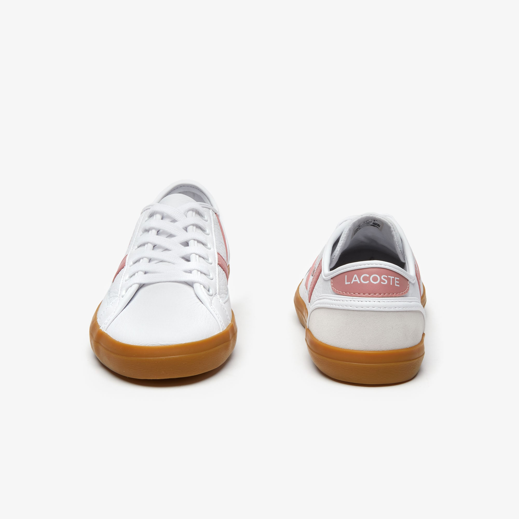 Women's Sideline Leather Sneakers
