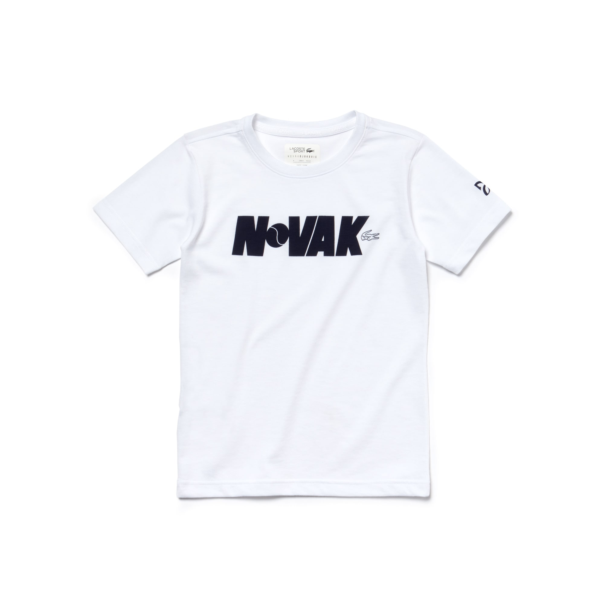 Boys' SPORT Technical T-Shirt - Novak Djokovic Supporter Collection