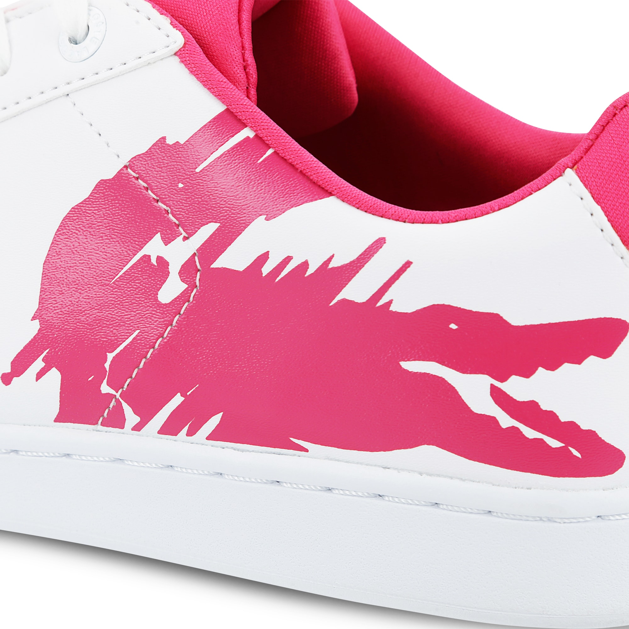 Juniors' Carnaby Evo Synthetic Screen-Print Sneakers