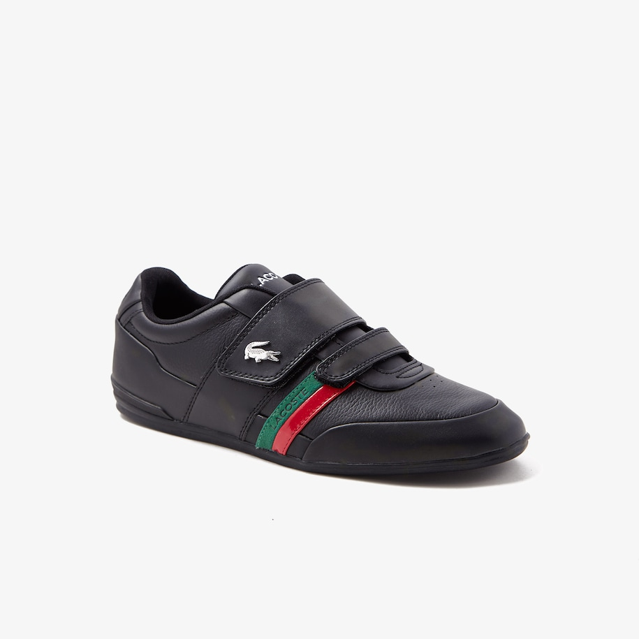 Men's Misano Strap Leather Sneakers