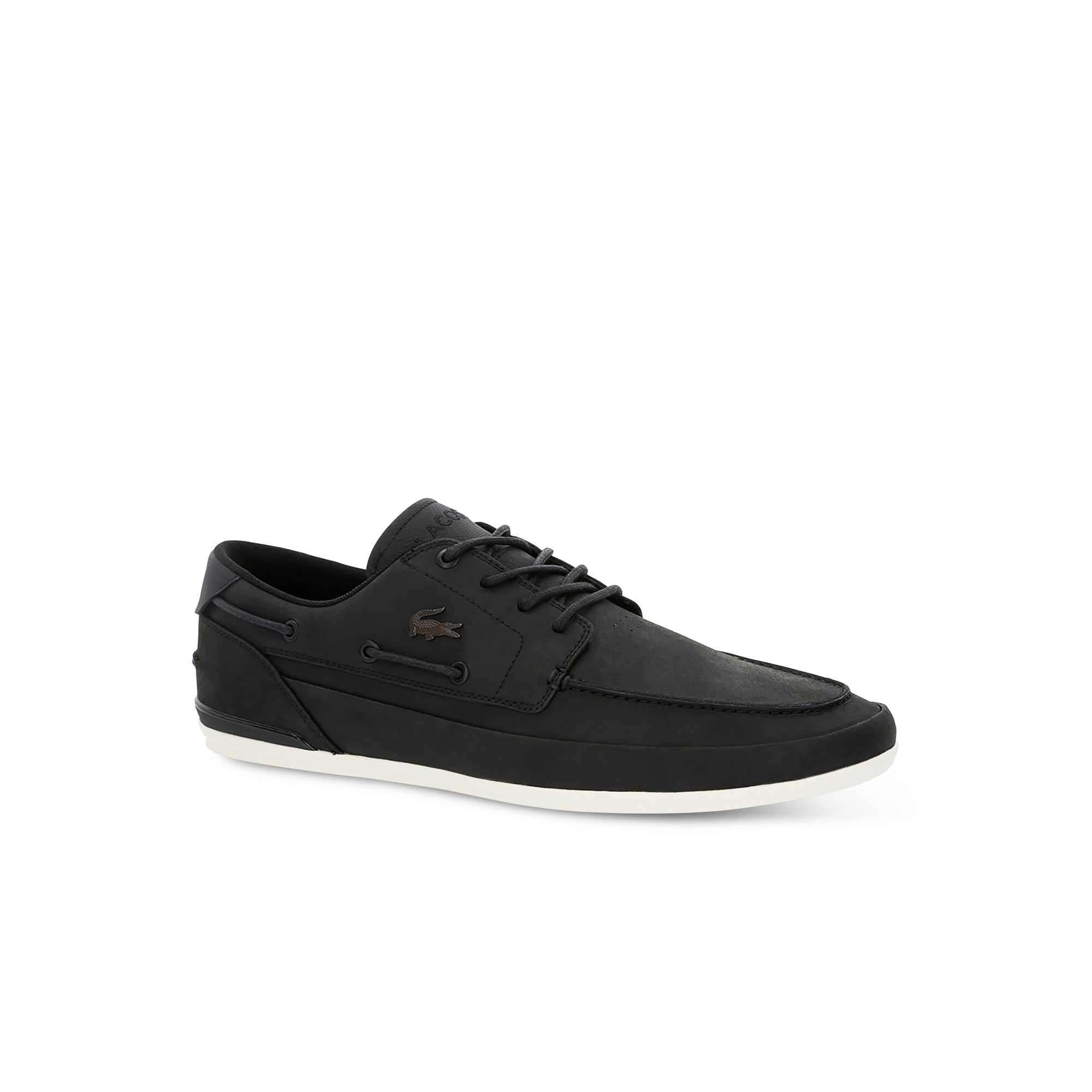 aafaa07eae6cd2 Men s Marina Leather Deck Shoes