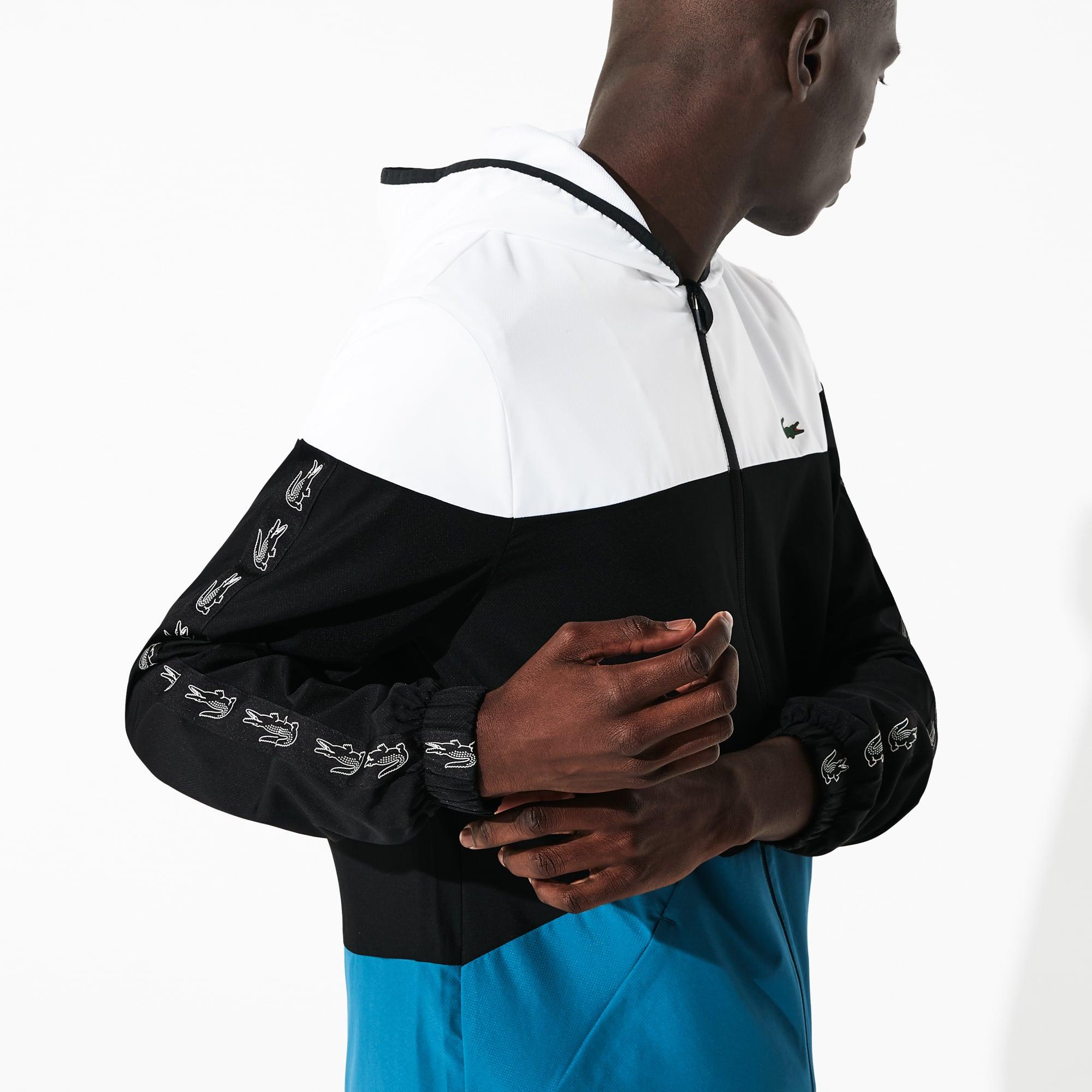 daad42d68876 + 1 color. New. Men s SPORT Colorblock Tennis Jacket
