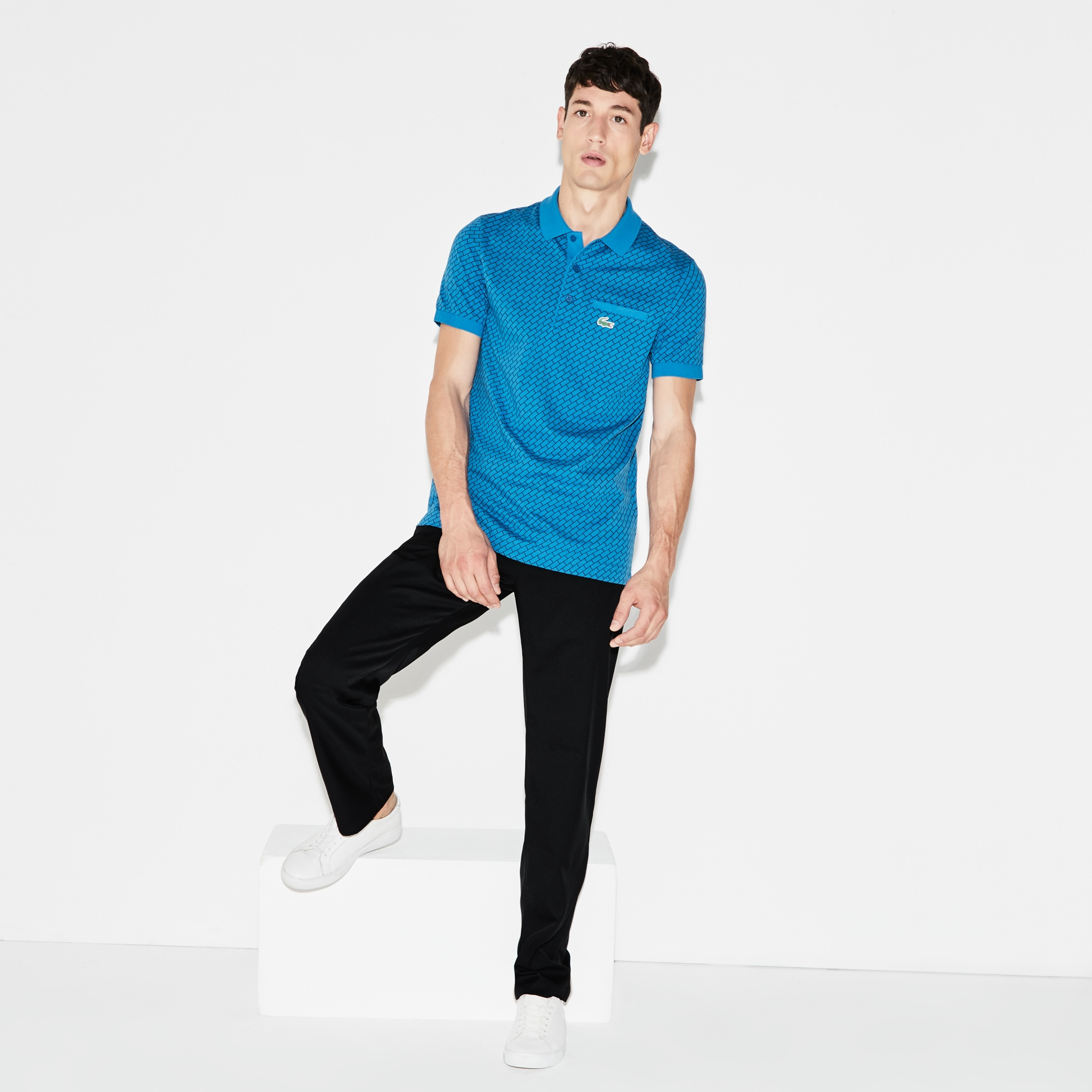 472fb60509 Men's Tall Tee Shirts | Lacoste Big & Tall Tees | Lacoste