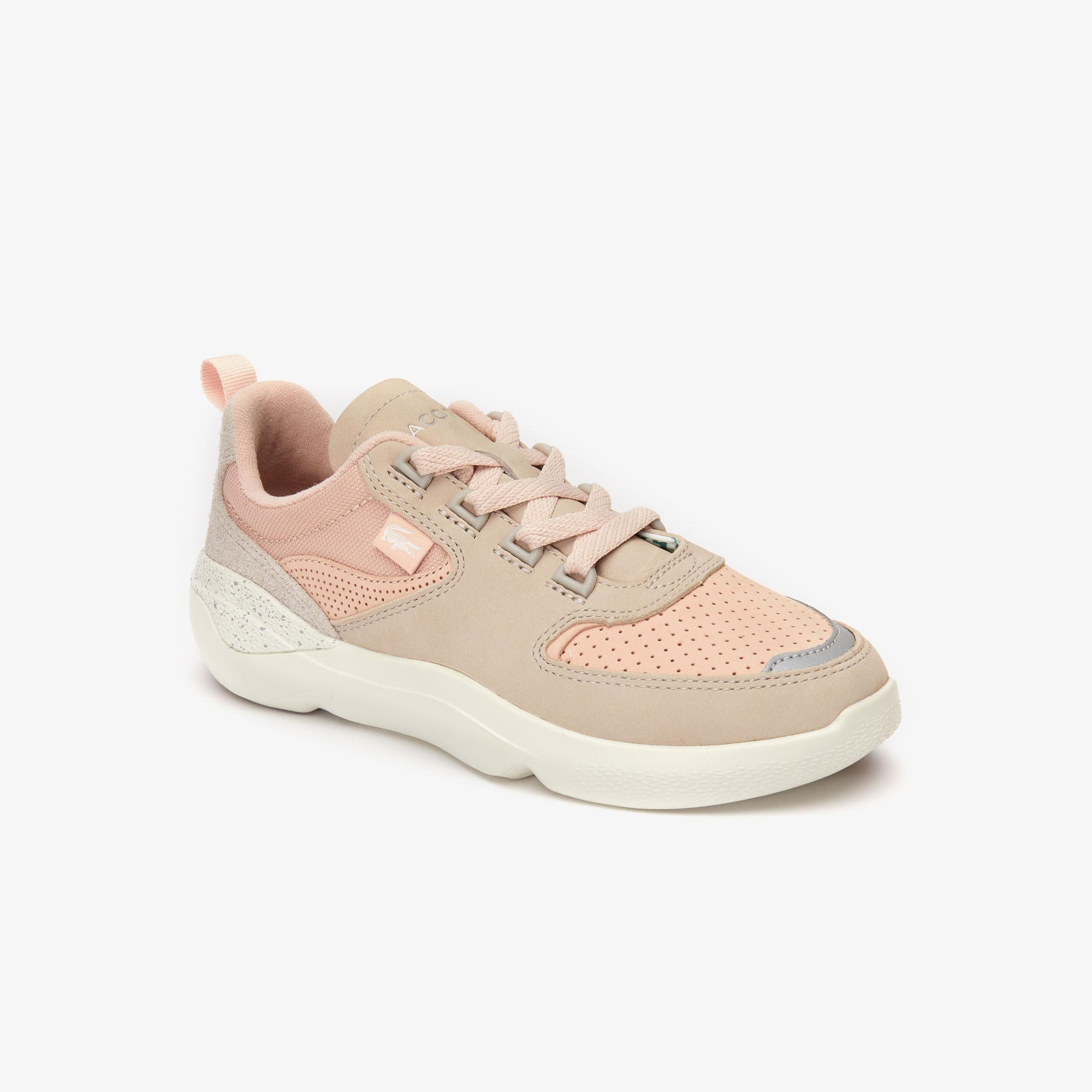 Lacoste Sneakers Women's Wildcard Paneled Leather Sneakers
